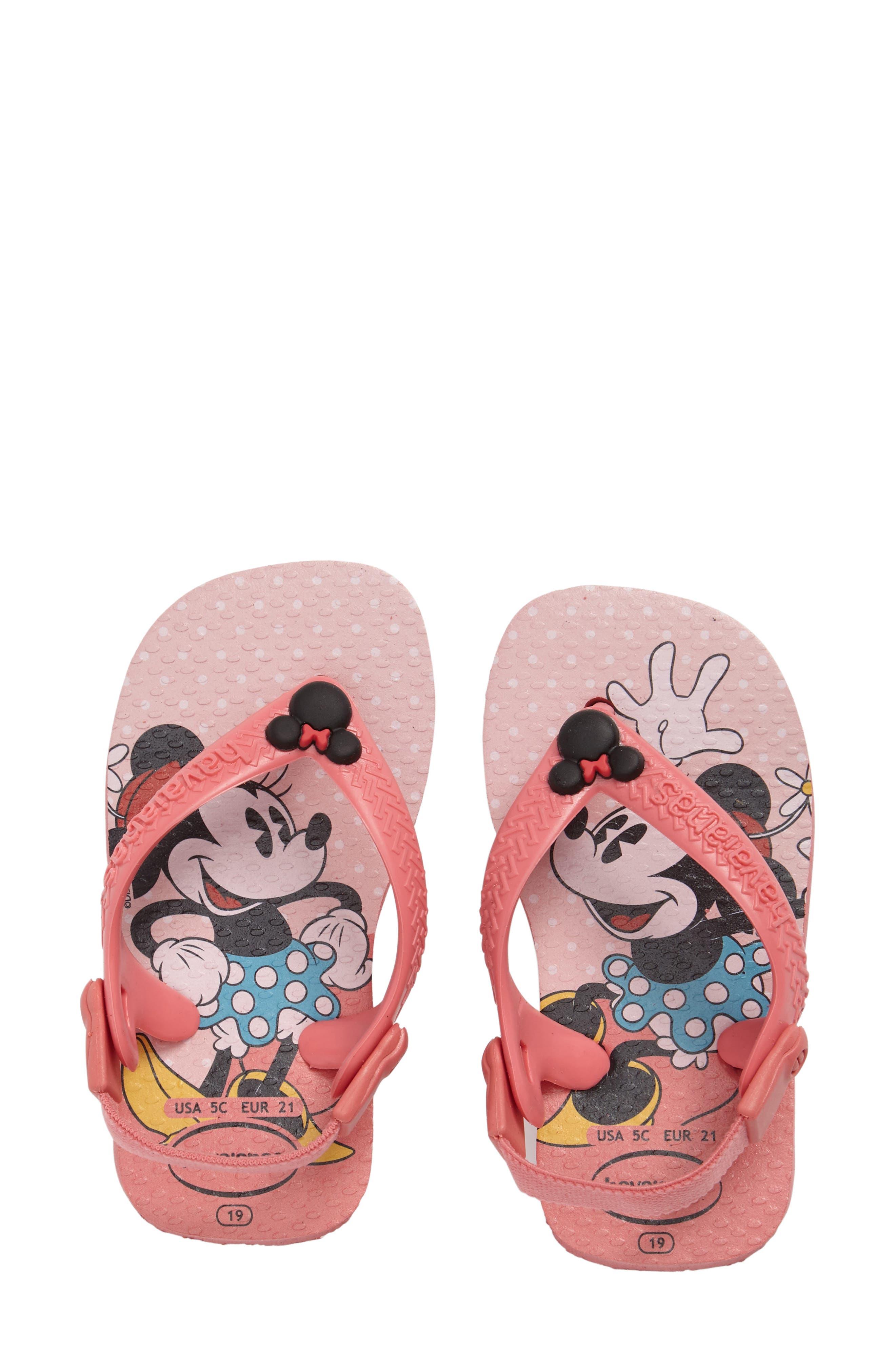 Havaianas Disney® Classics Flip Flop (Walker & Toddler)