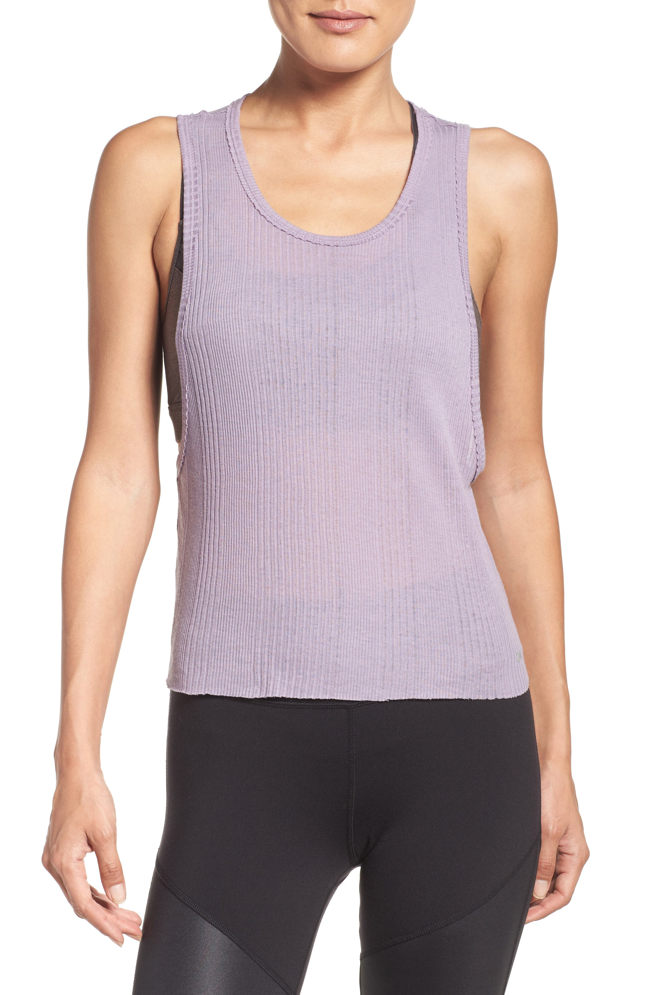 Alo Air Crop Muscle Tank