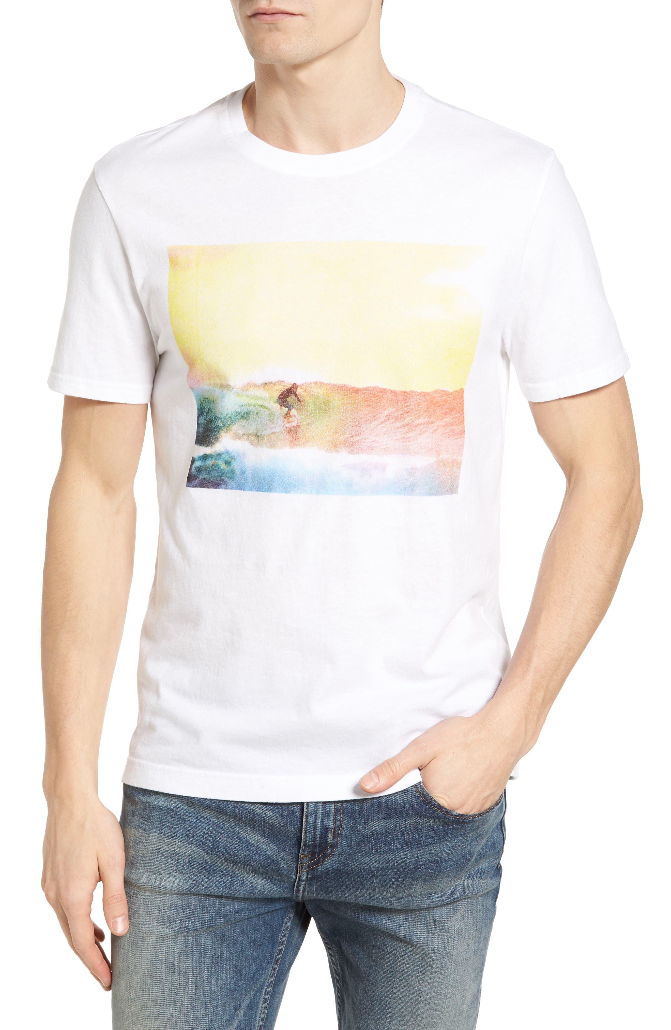 Original Penguin Heritage Surf Graphic T-Shirt