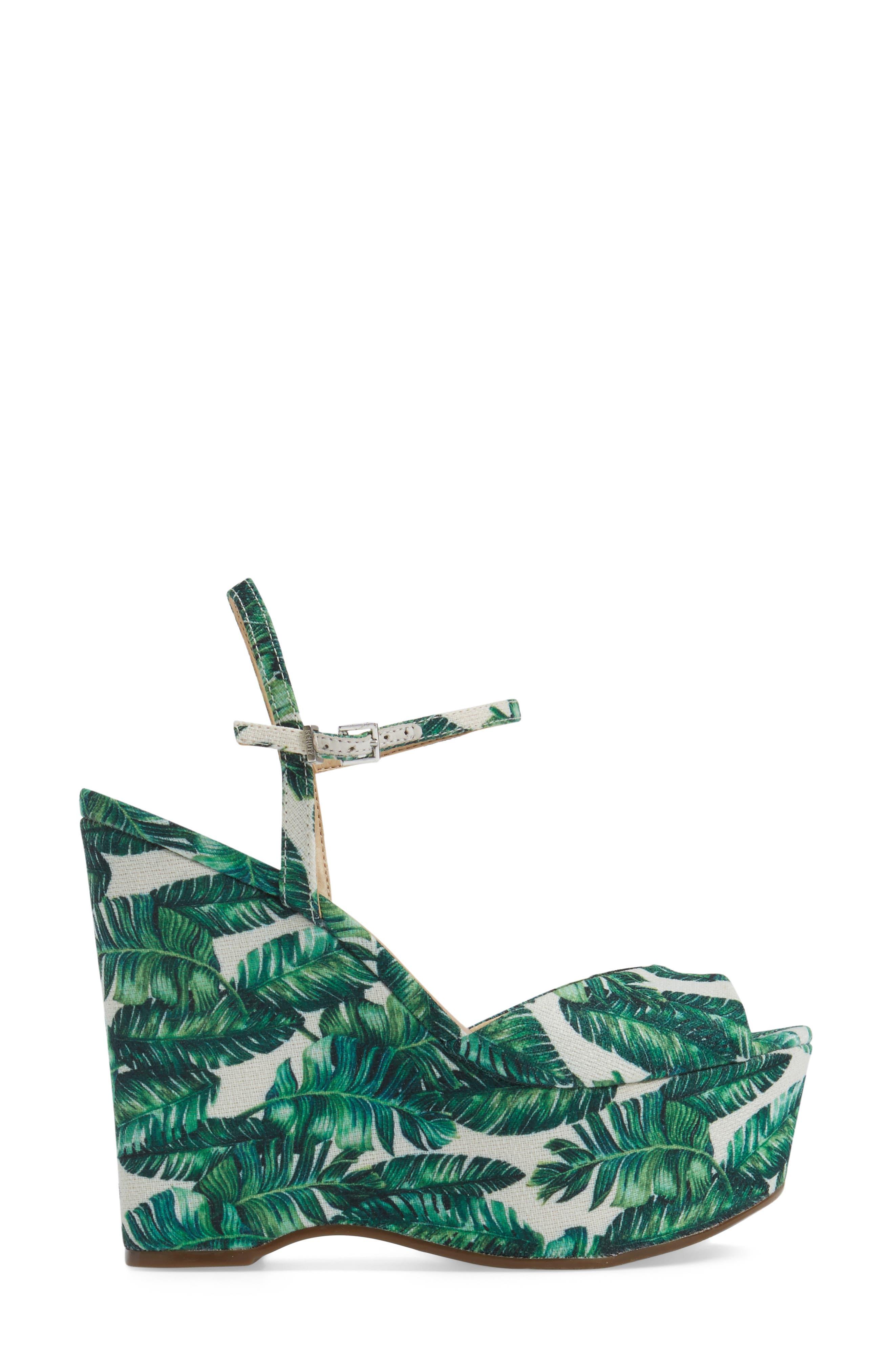 Alternate Image 3  - Schutz Patrycia Wedge Sandal (Women)