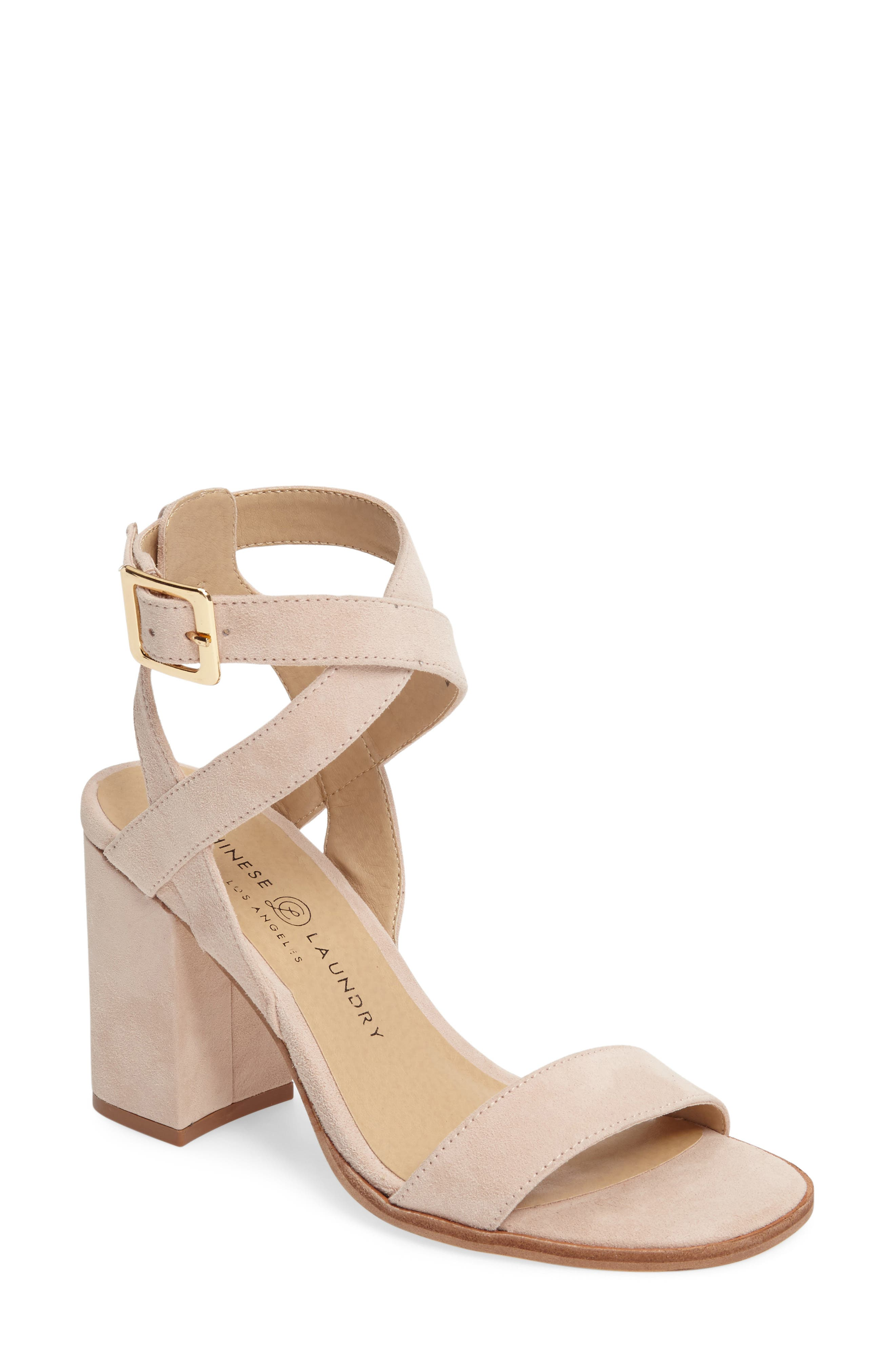 Alternate Image 1 Selected - Chinese Laundry Sitara Ankle Strap Sandal (Women)