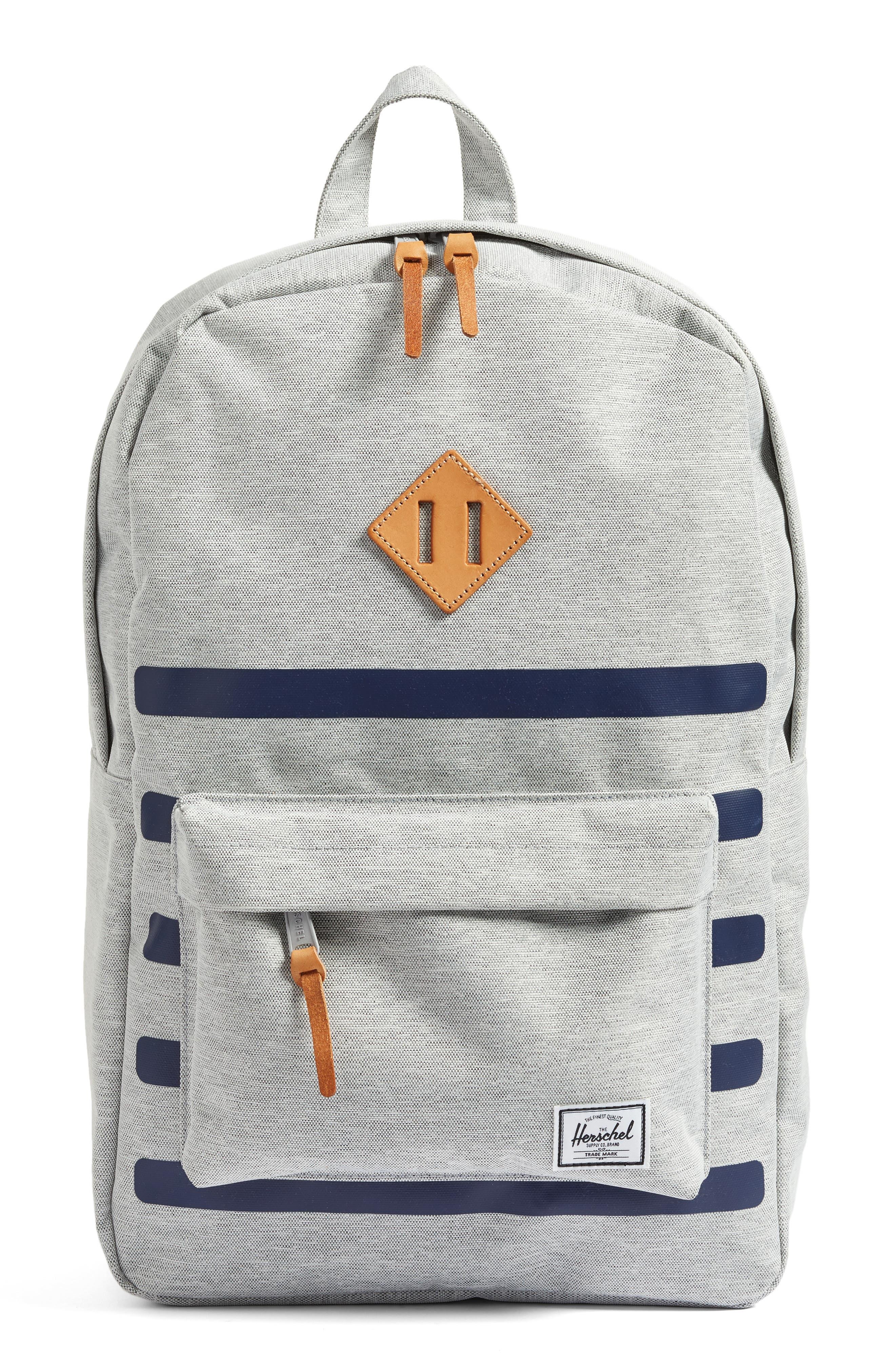 Alternate Image 1 Selected - Herschel Supply Co. Heritage Offset Backpack