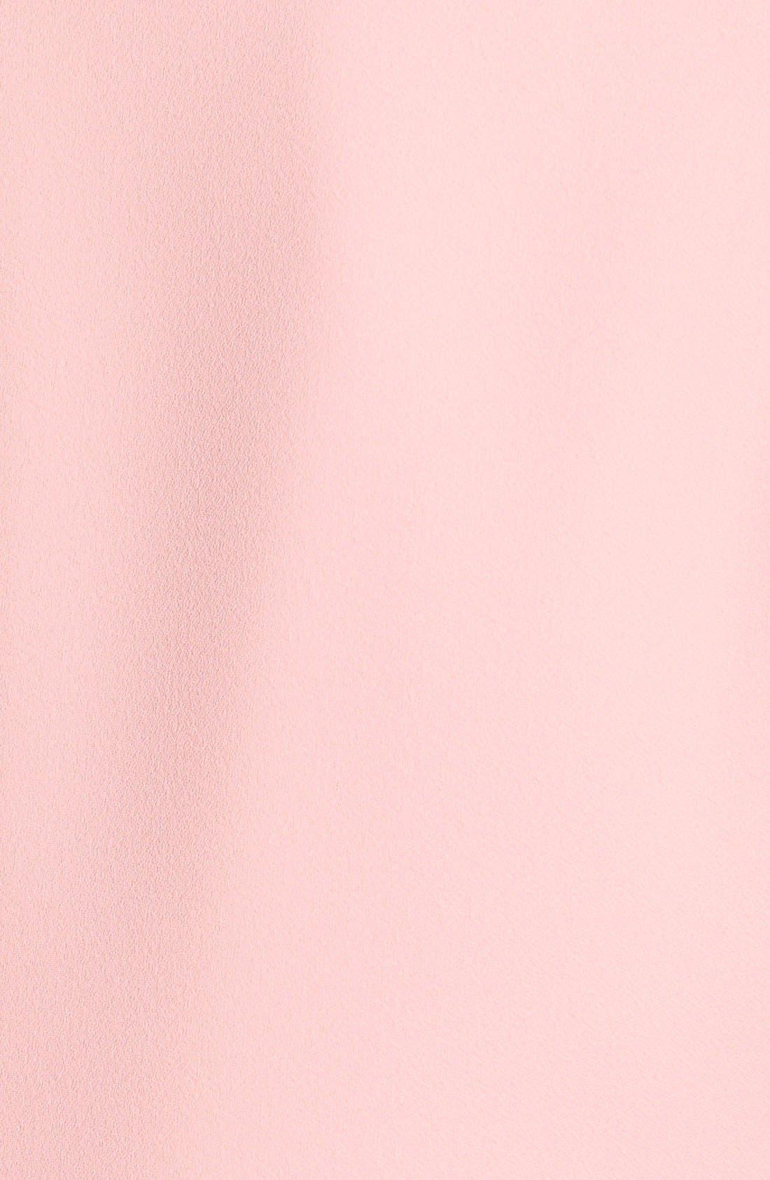 Alternate Image 3  - Vince Camuto Drape Front Blazer (Regular & Petite)