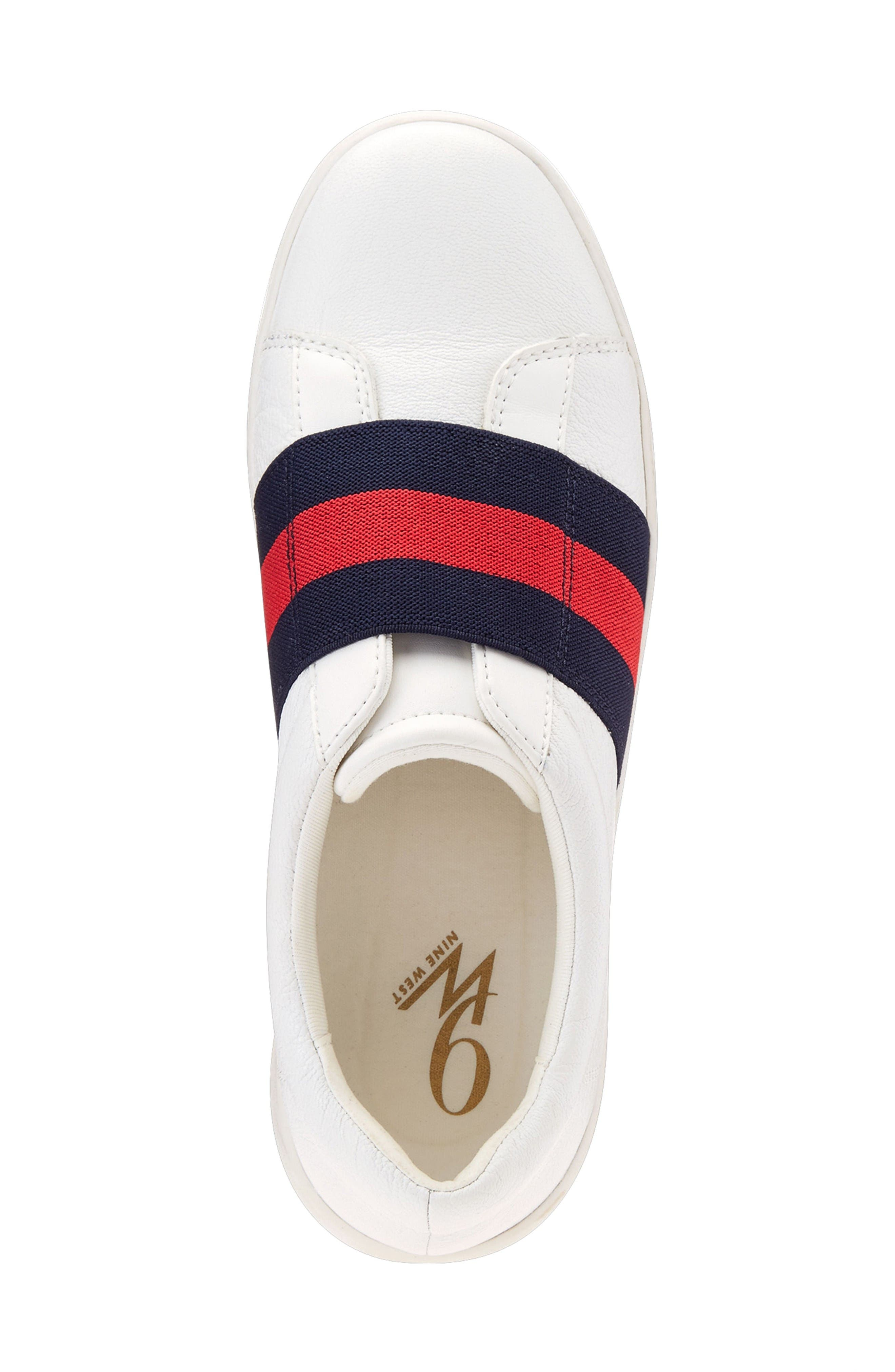 Alternate Image 3  - Nine West Pirin Slip-On Sneaker (Women)