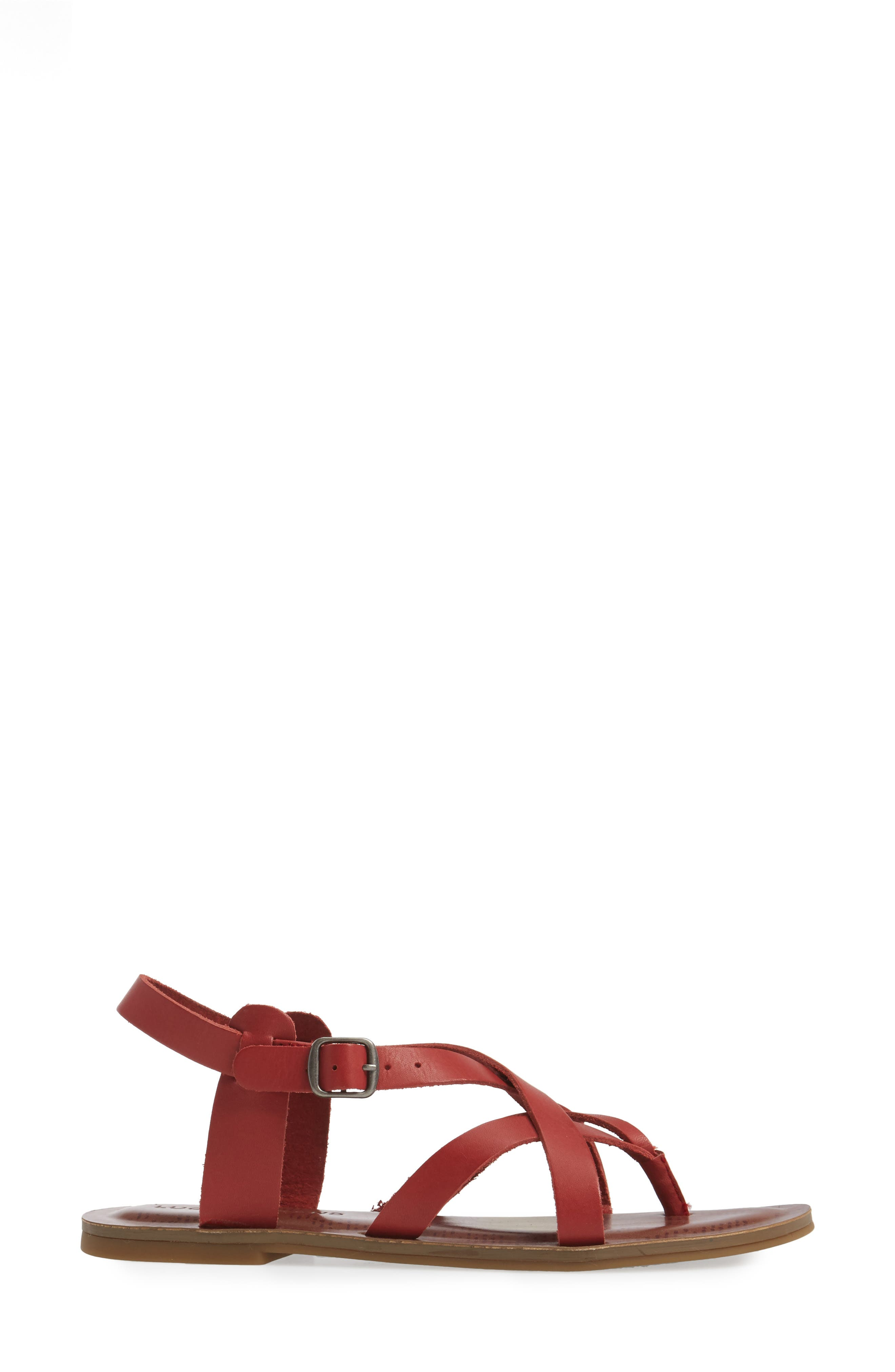 Alternate Image 3  - Lucky Brand Adinis Flat Sandal (Women)