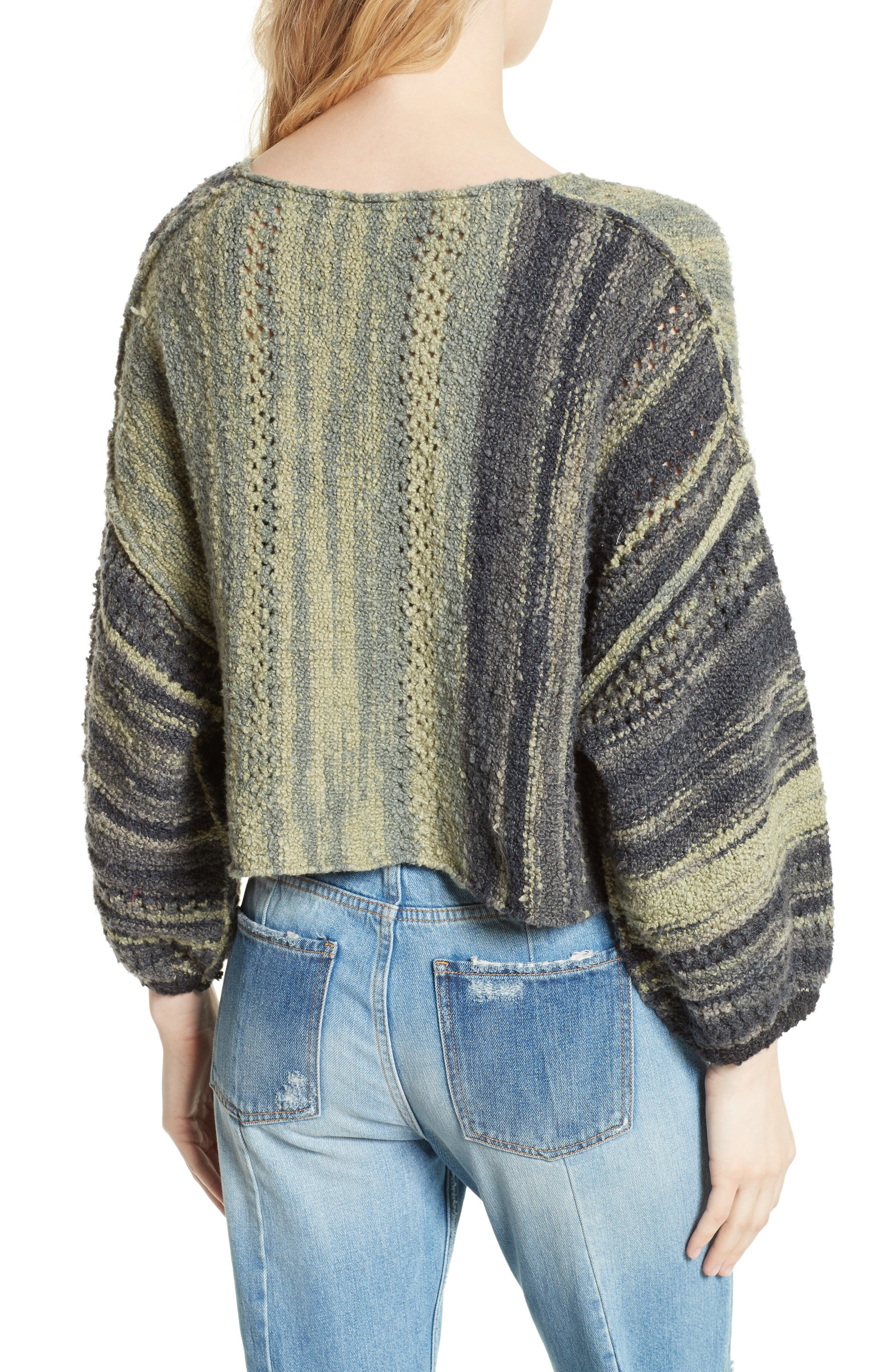 Alternate Image 2  - Free People Amethyst Pullover