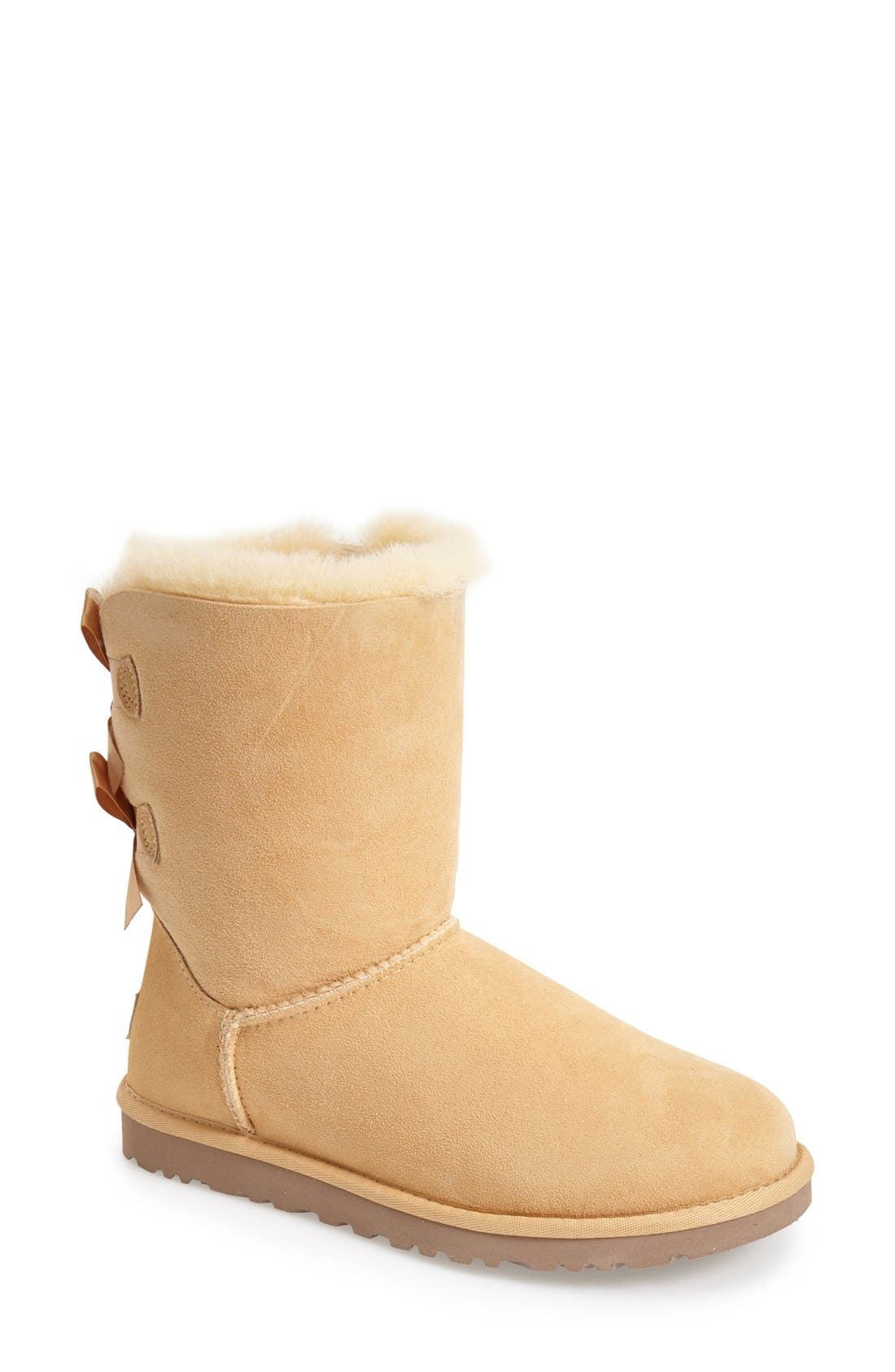Alternate Image 1 Selected - UGG® 'Bailey Bow' Boot (Women)
