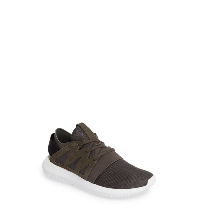 ADIDAS ORIGINALS TUBULAR RUNNER green / black brand new in