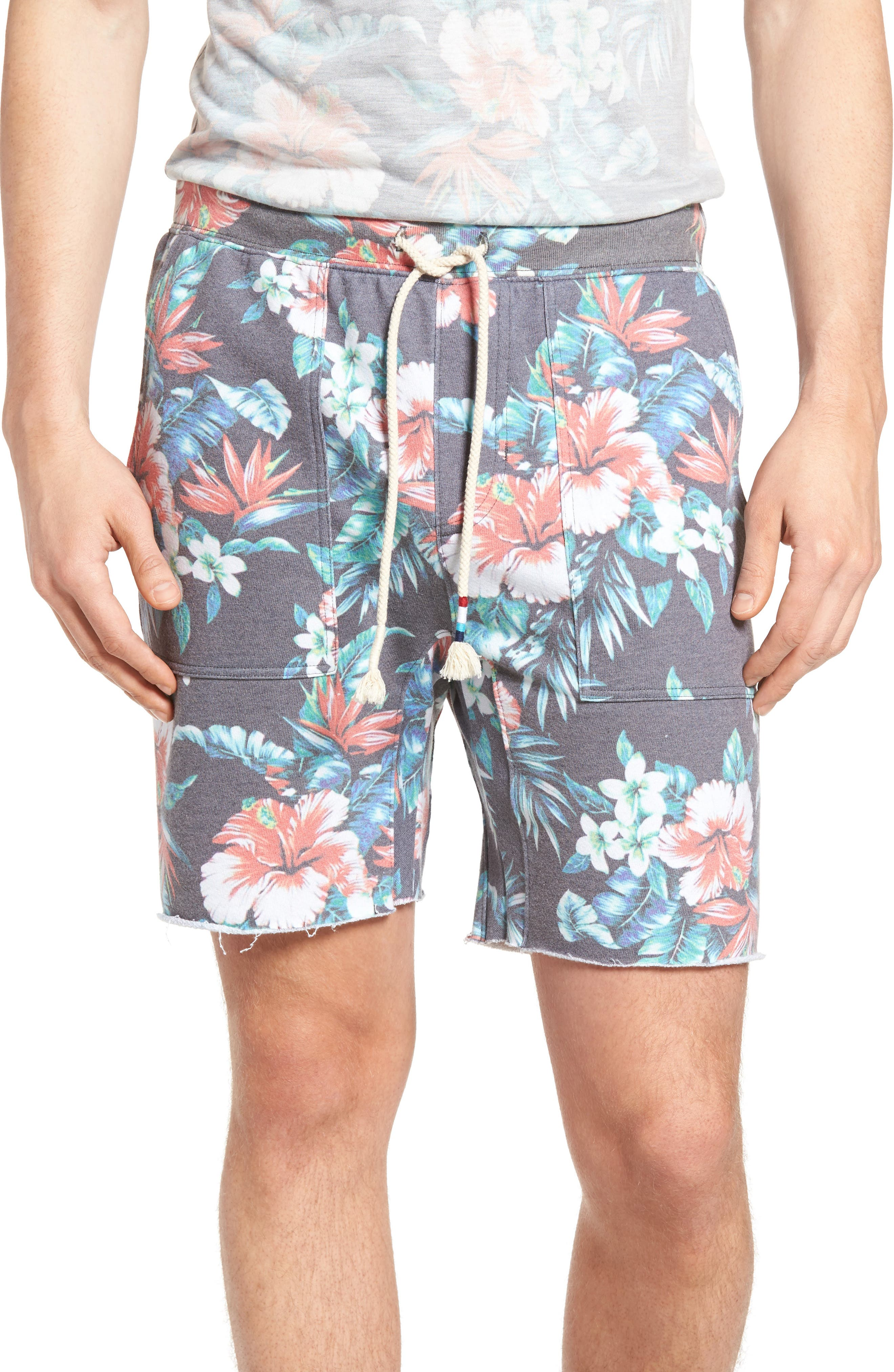 Sol Angeles Palmita Saddle Shorts