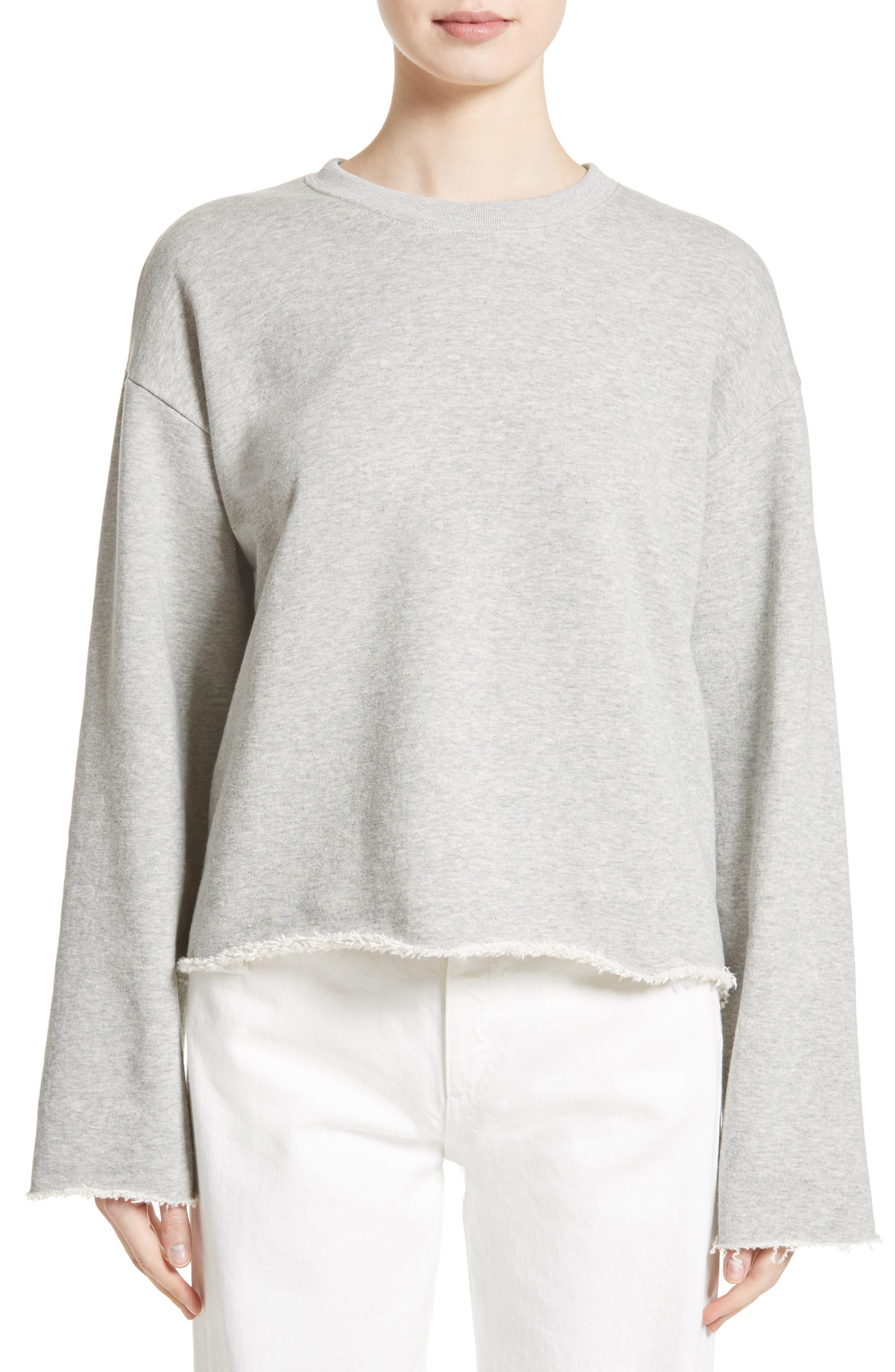 Alternate Image 1 Selected - Simon Miller Calvin Sweatshirt