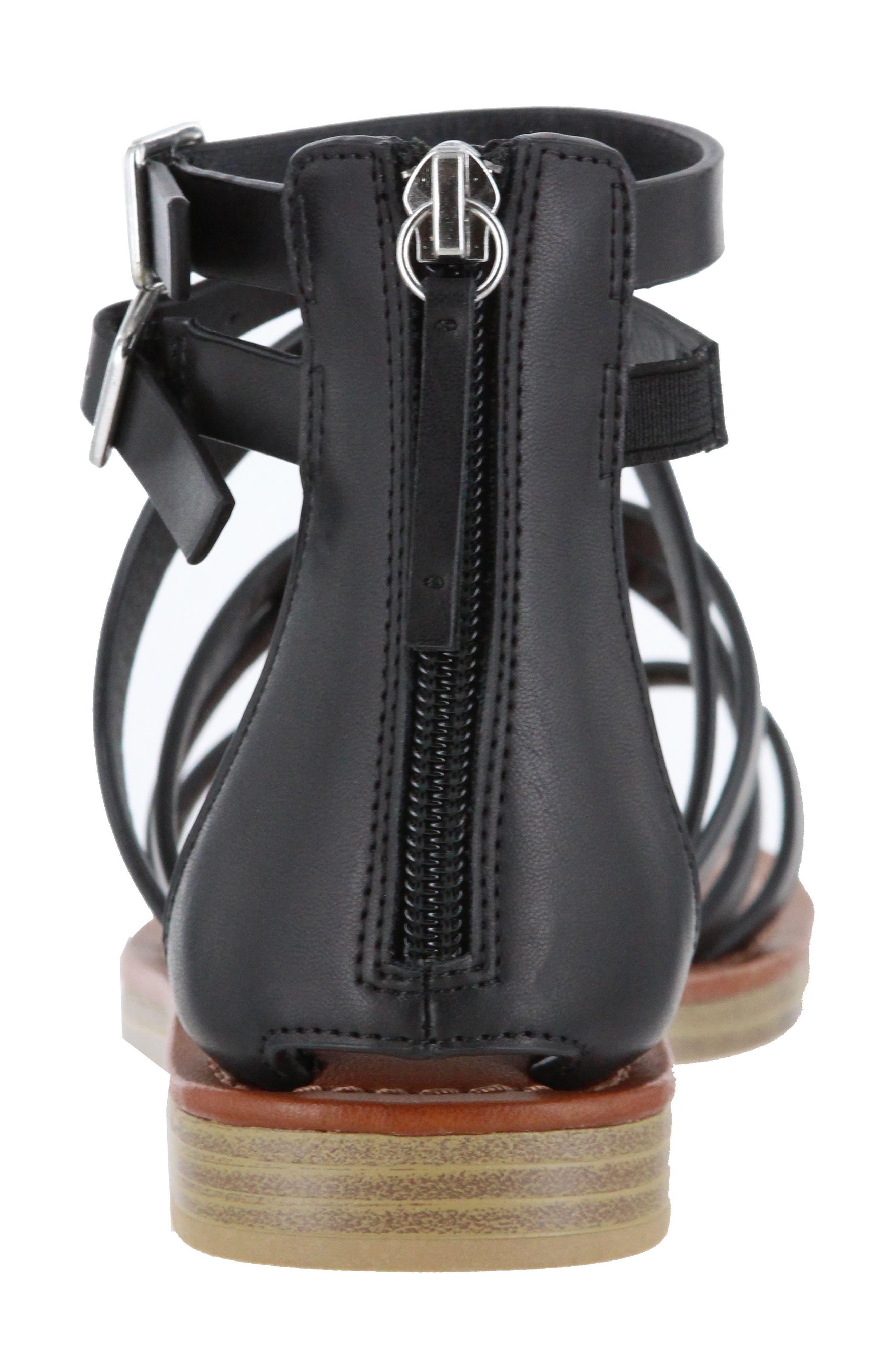 Alternate Image 6  - MIA Agitha Gladiator Sandal (Women)