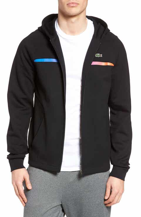 Lacoste Lifestyle Double Face Fleece Hoodie