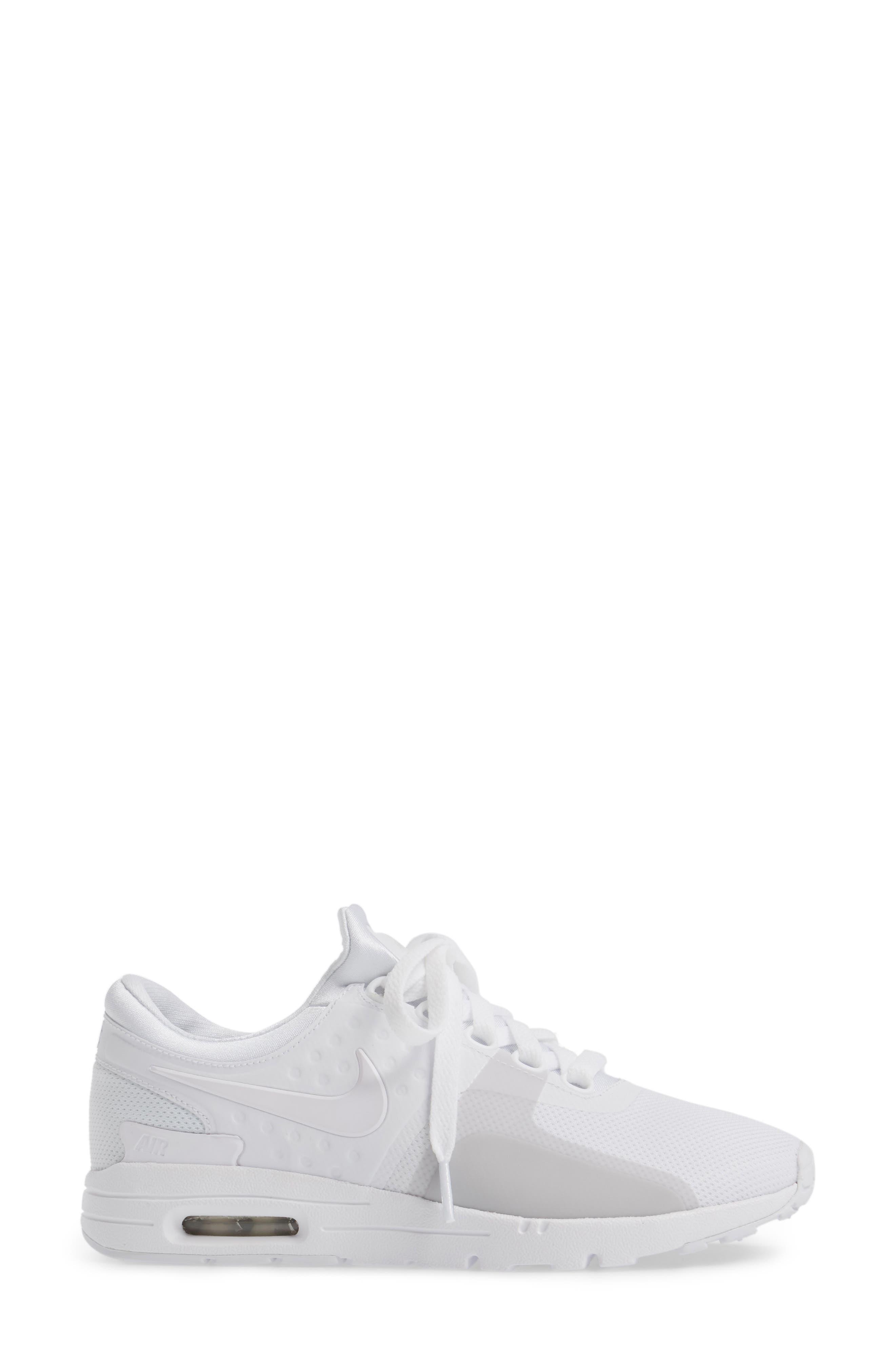 Alternate Image 3  - Nike Air Max Zero Sneaker (Women)