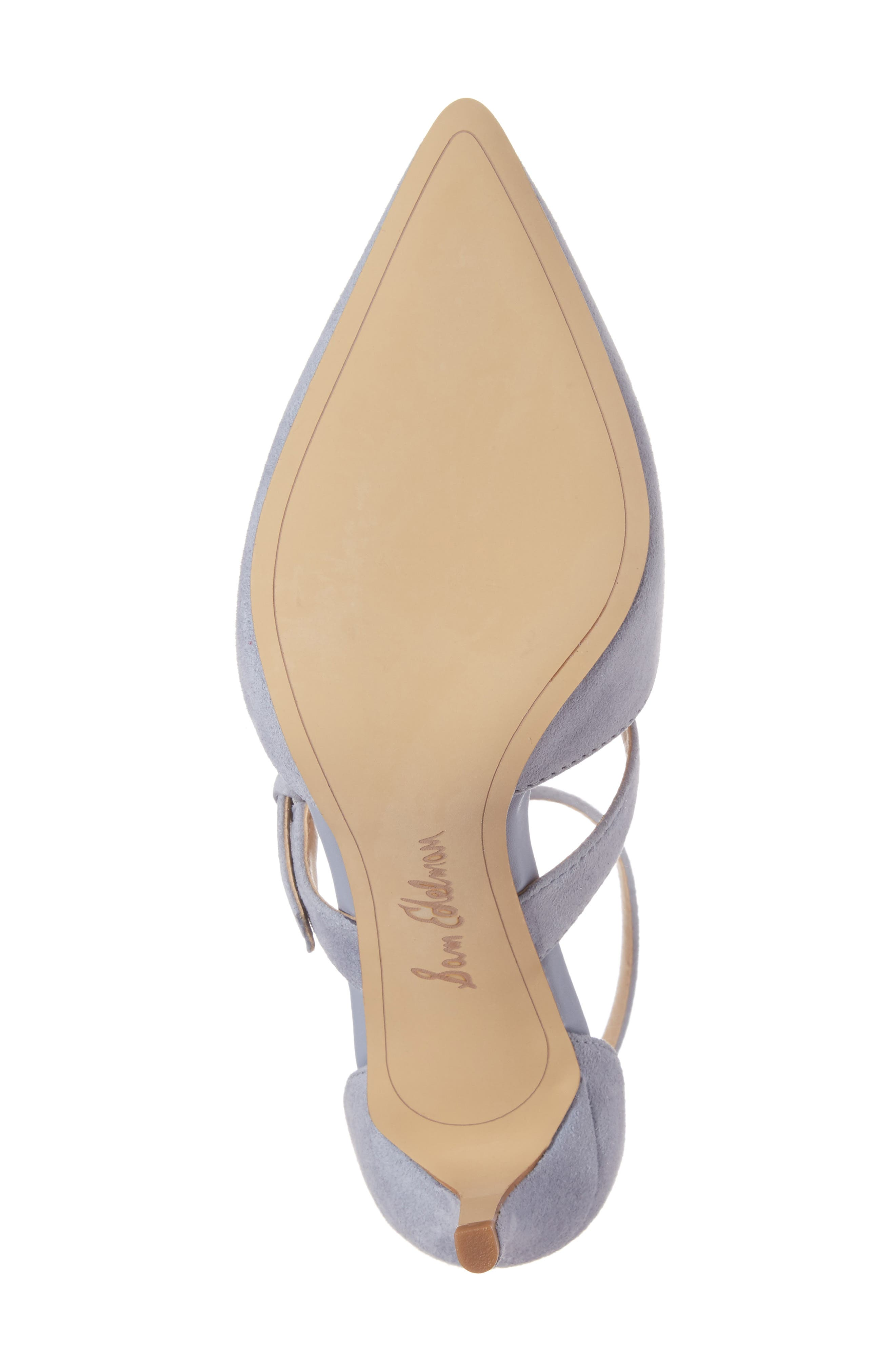 Alternate Image 6  - Sam Edelman 'Thea' Strappy Pump (Women)
