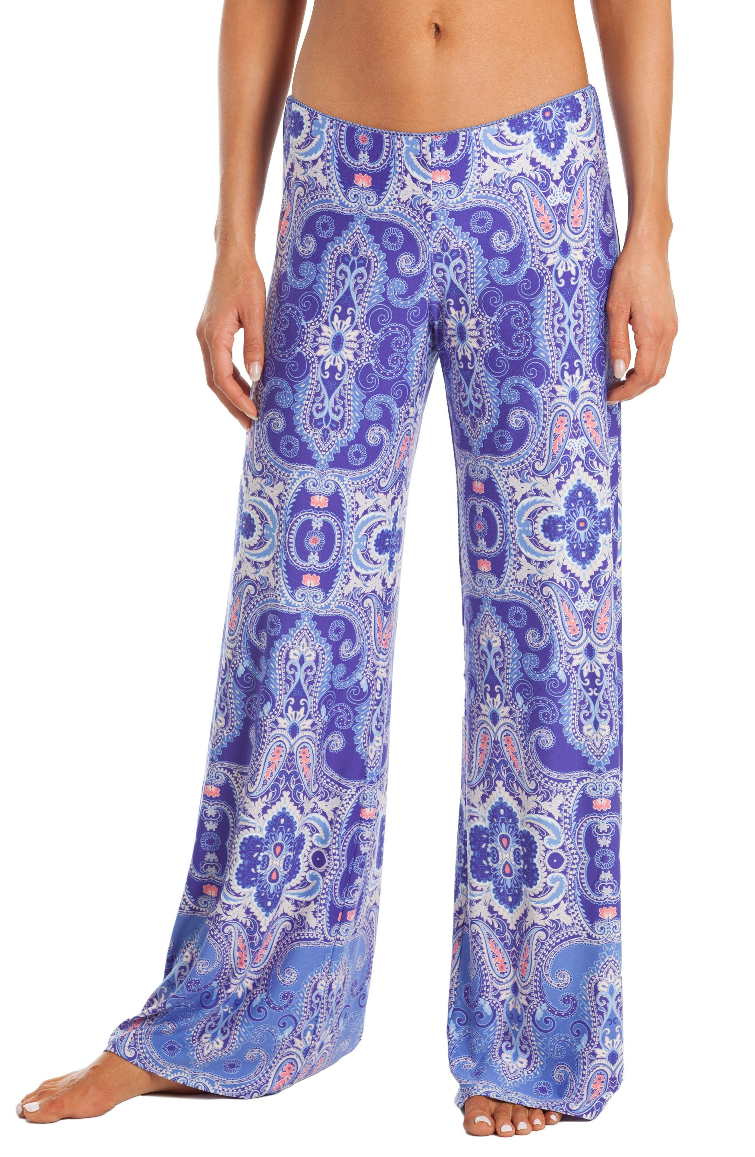 In Bloom by Jonquil Paisley Pajama Pants