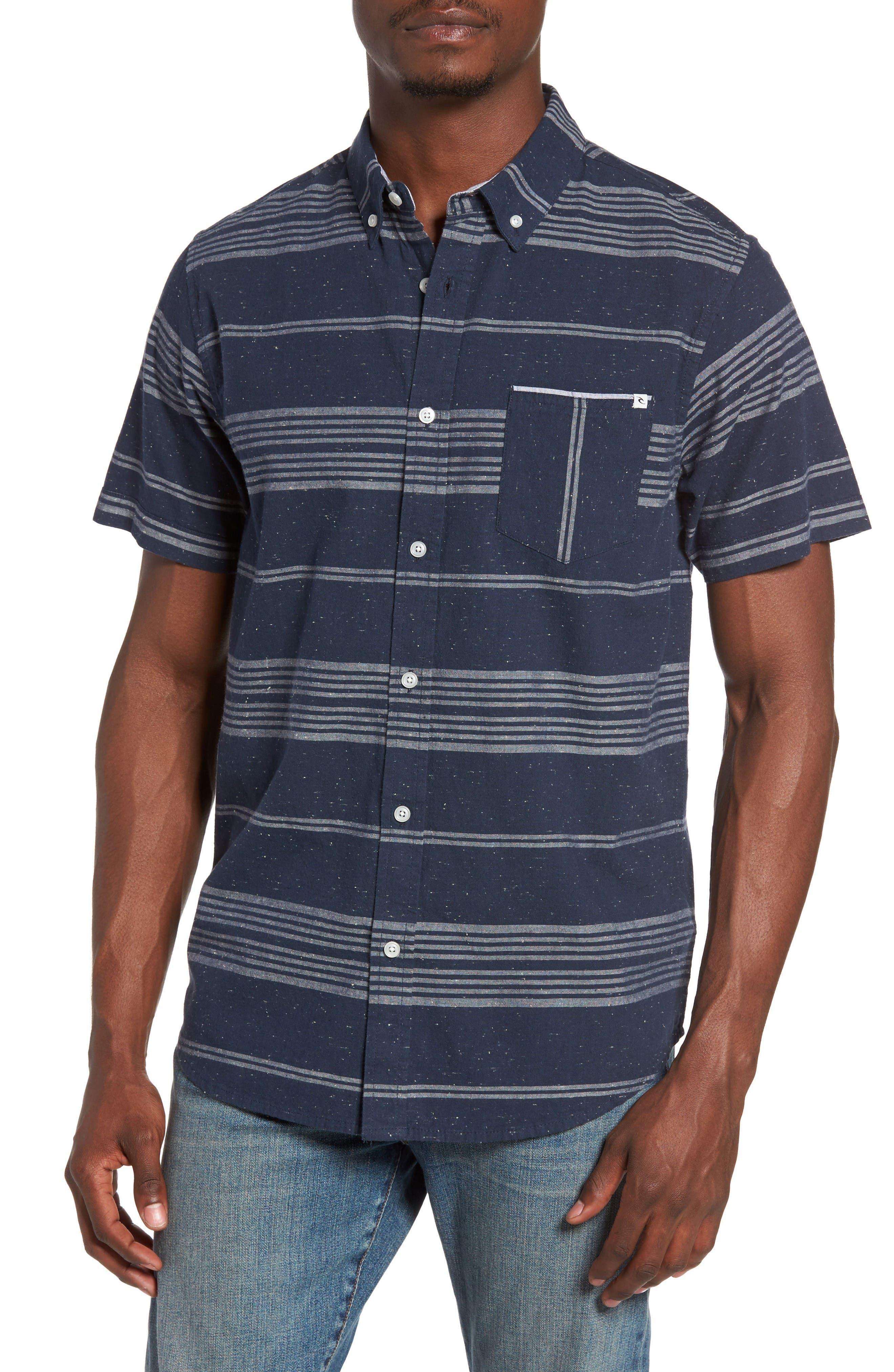 Rip Curl Lido Stripe Woven Shirt