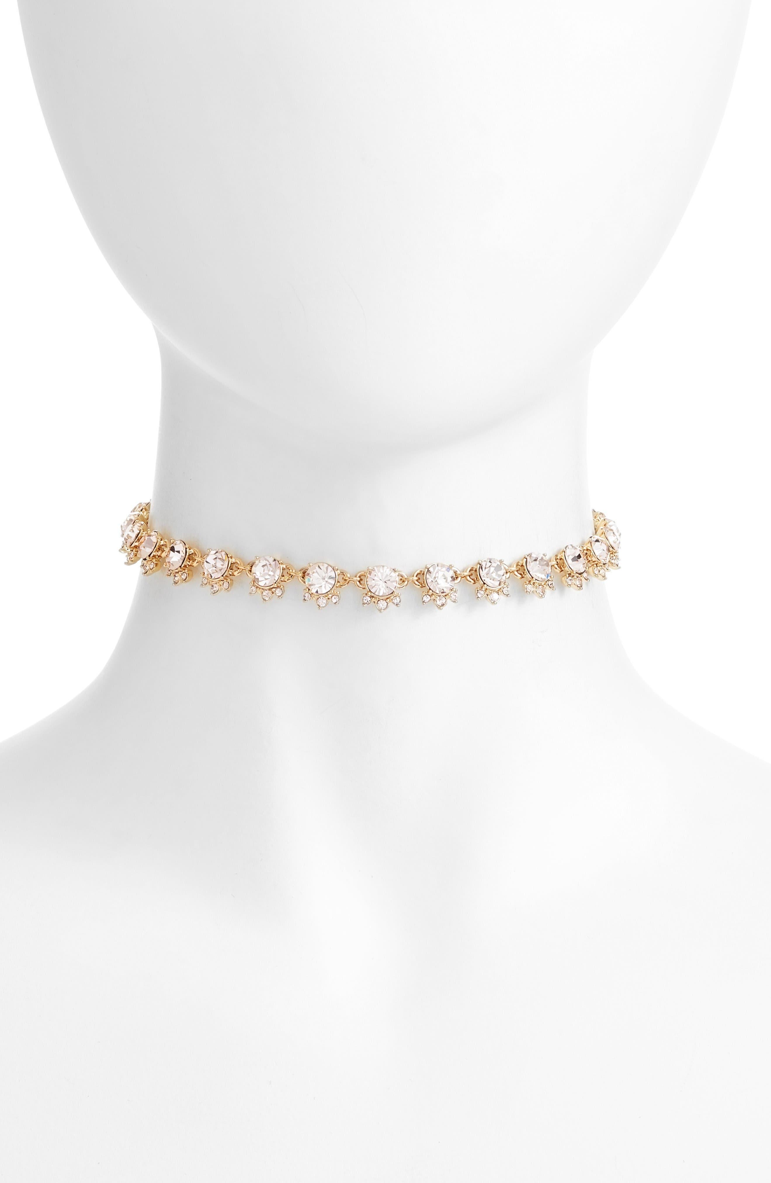 Givenchy Crystal Choker