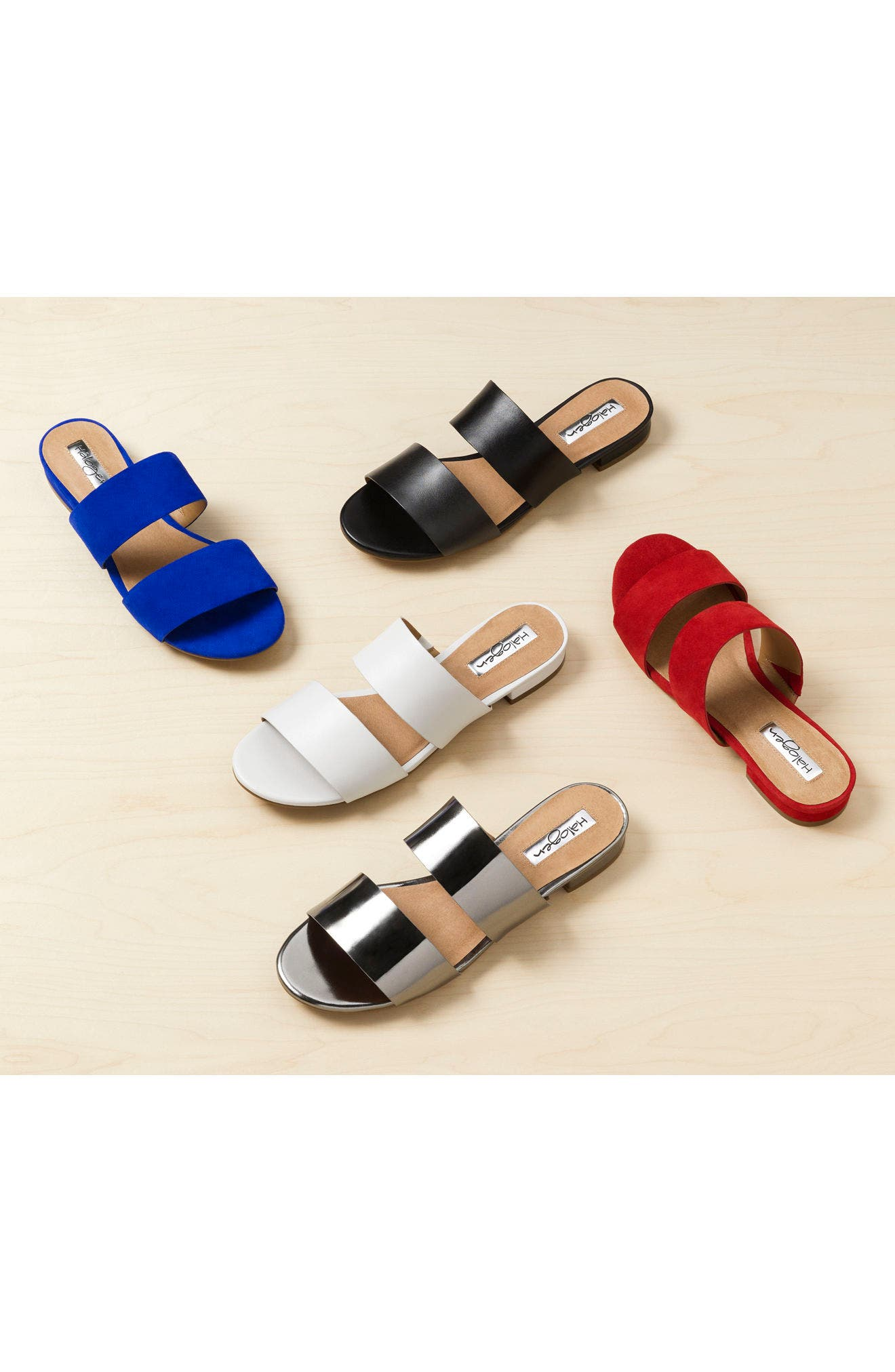 Alternate Image 7  - Halogen® Adina Sandal (Women)