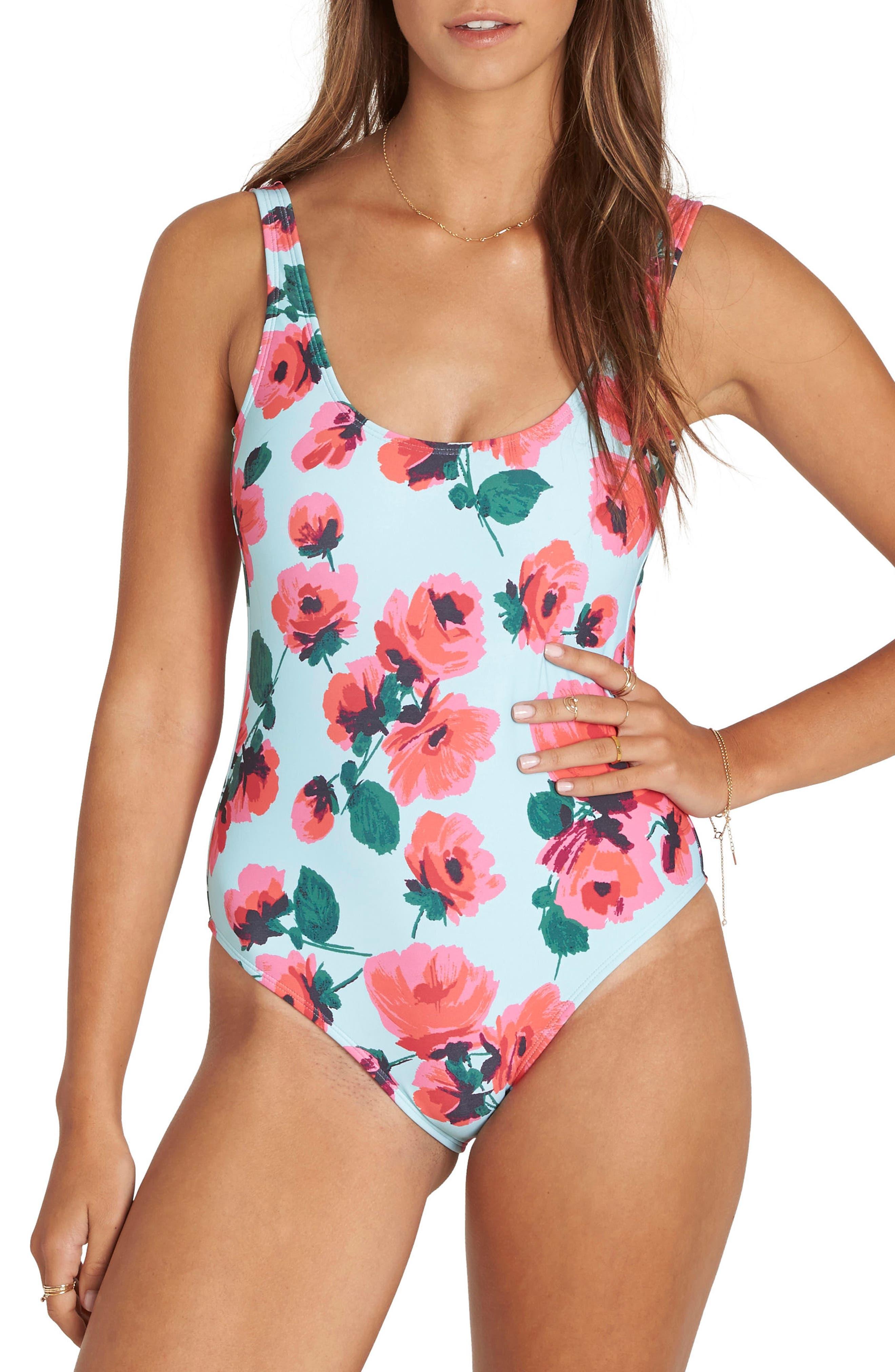 Billabong Bella Beach One-Piece Swimsuit