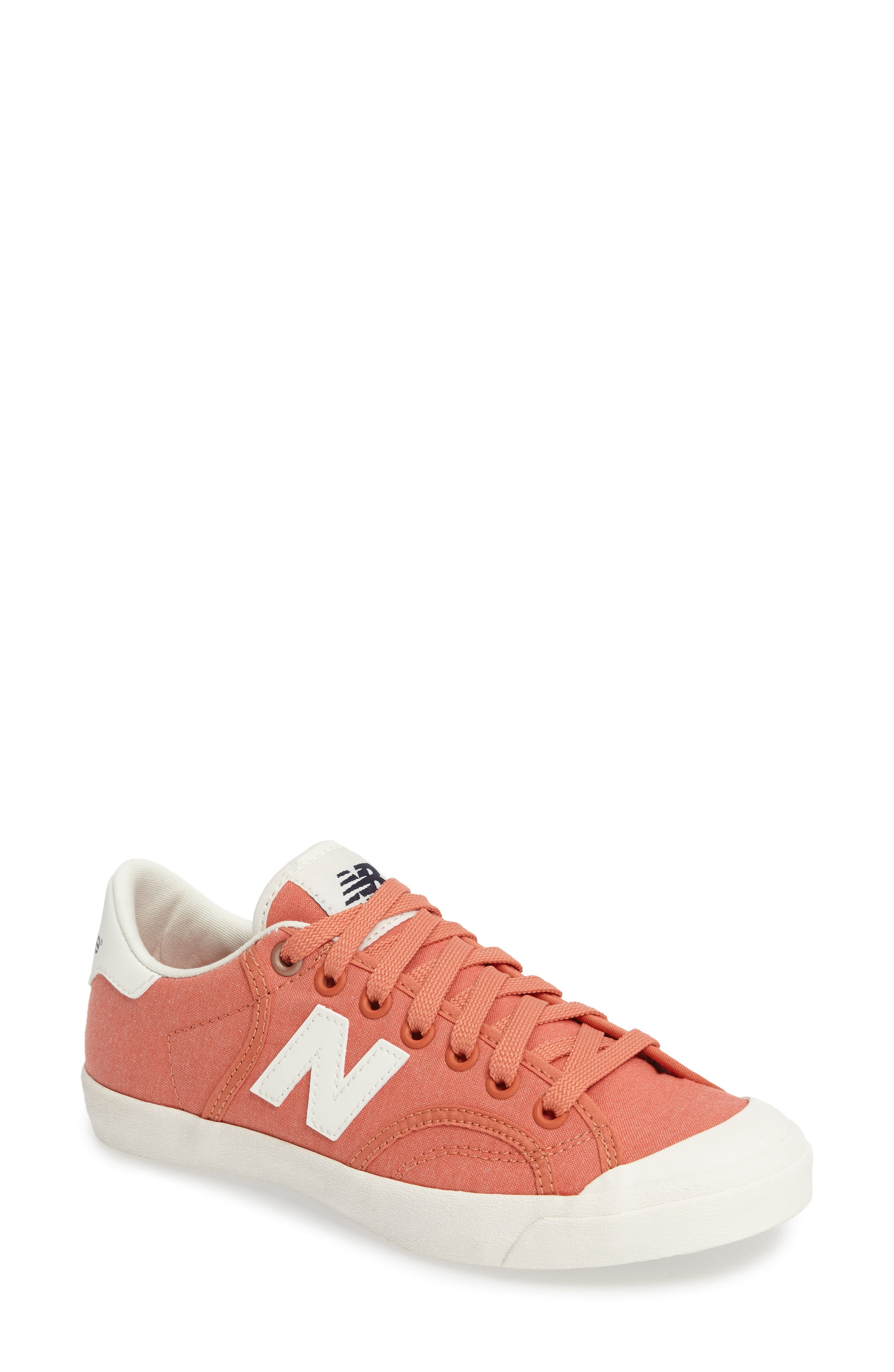 Alternate Image 1 Selected - New Balance Pro Court Sneaker (Women)