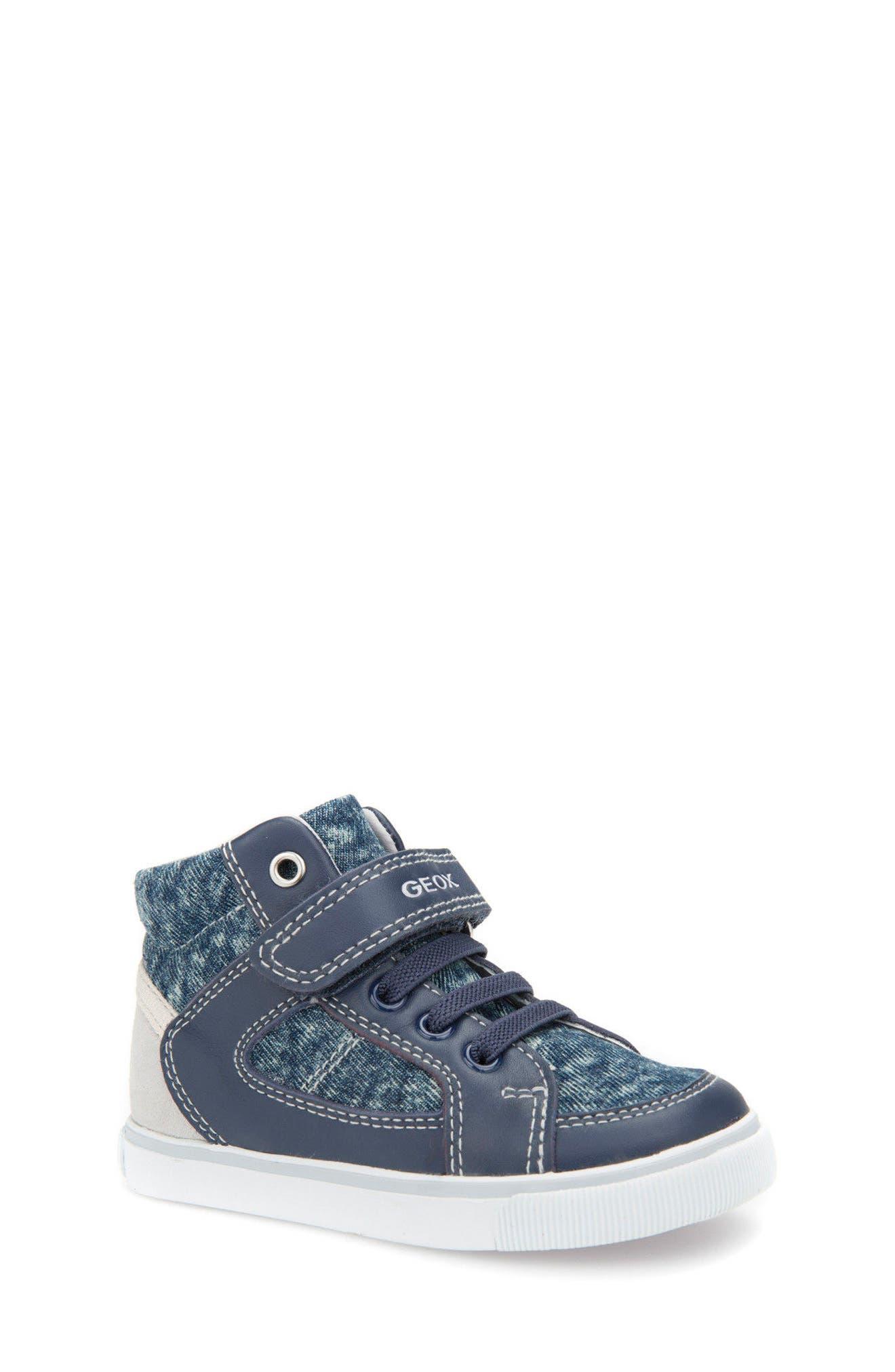Geox Kiwi Sneaker (Walker & Toddler)