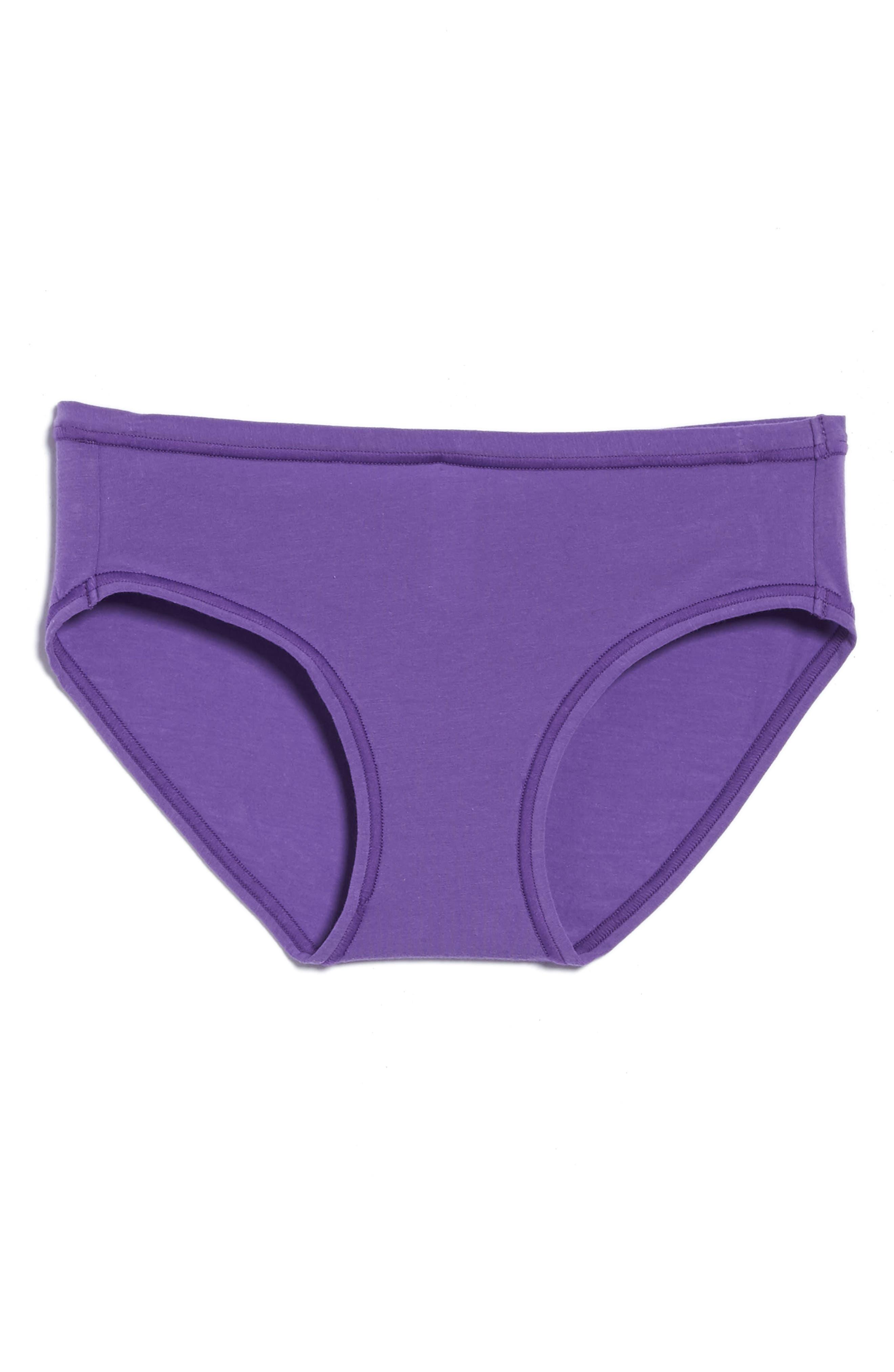 Alternate Image 4  - Wacoal B Fitting Bikini (3 for $28)