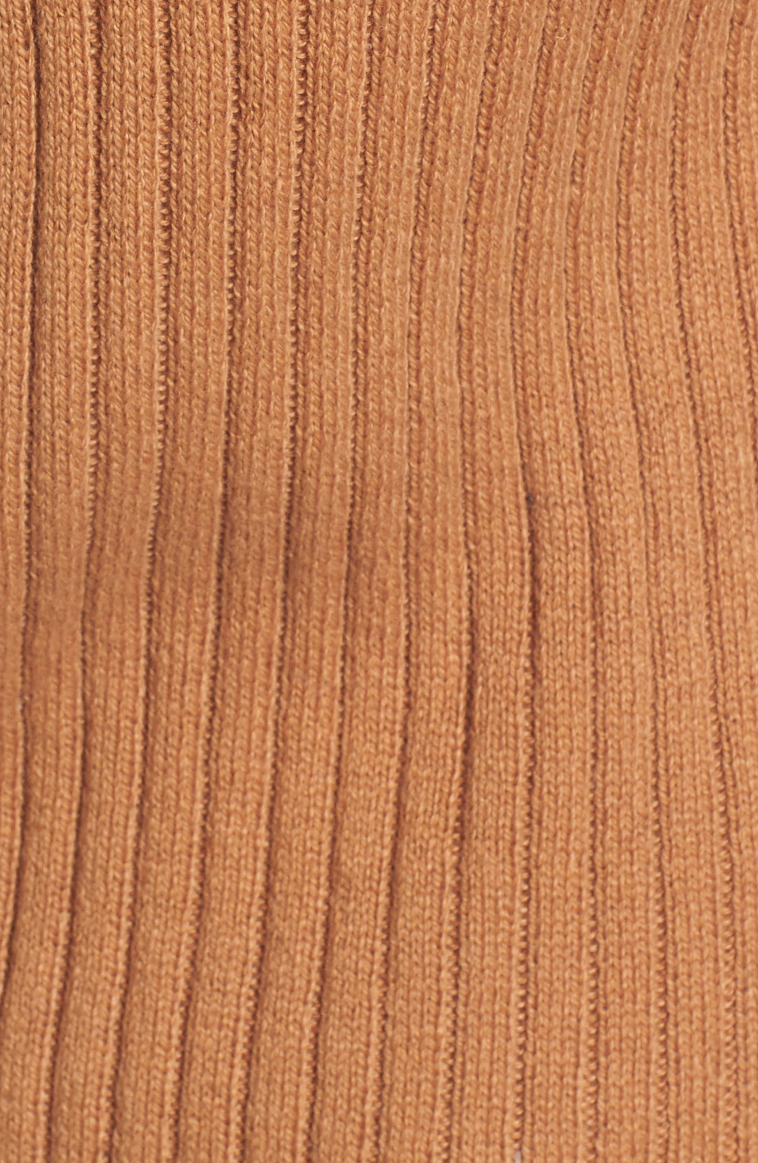 Alternate Image 6  - BP. Rib Knit Cardigan