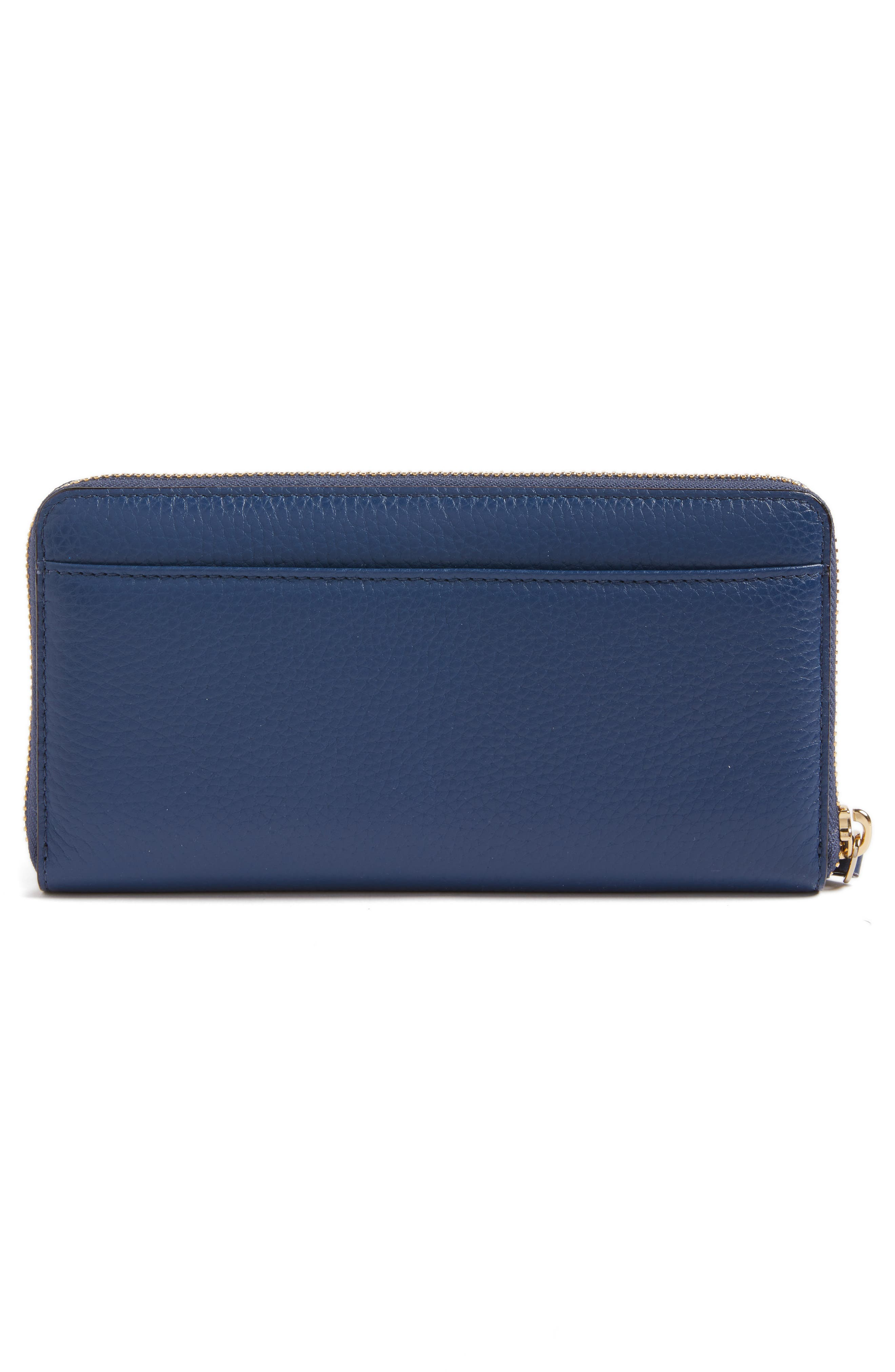Alternate Image 4  - kate spade new york young lane - lacey leather wallet