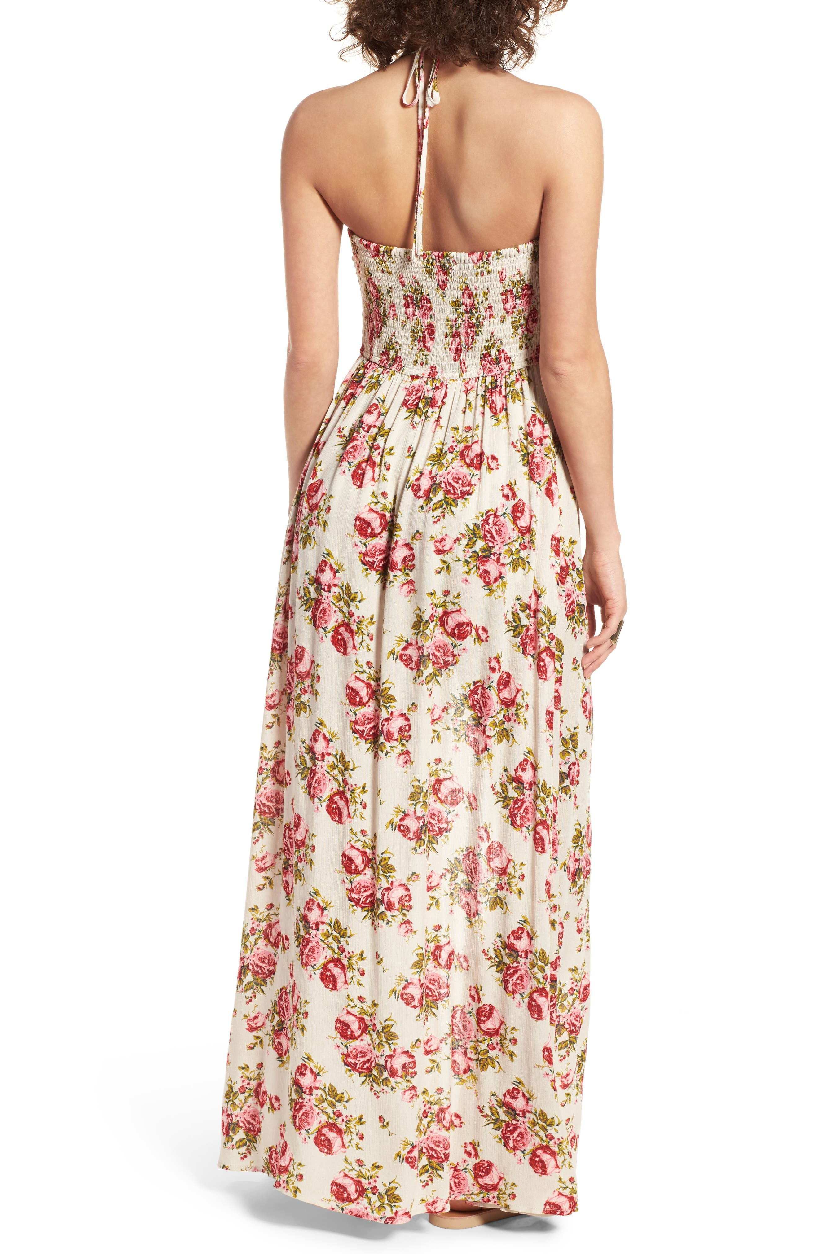 Alternate Image 2  - Band of Gypsies Maxi Romper