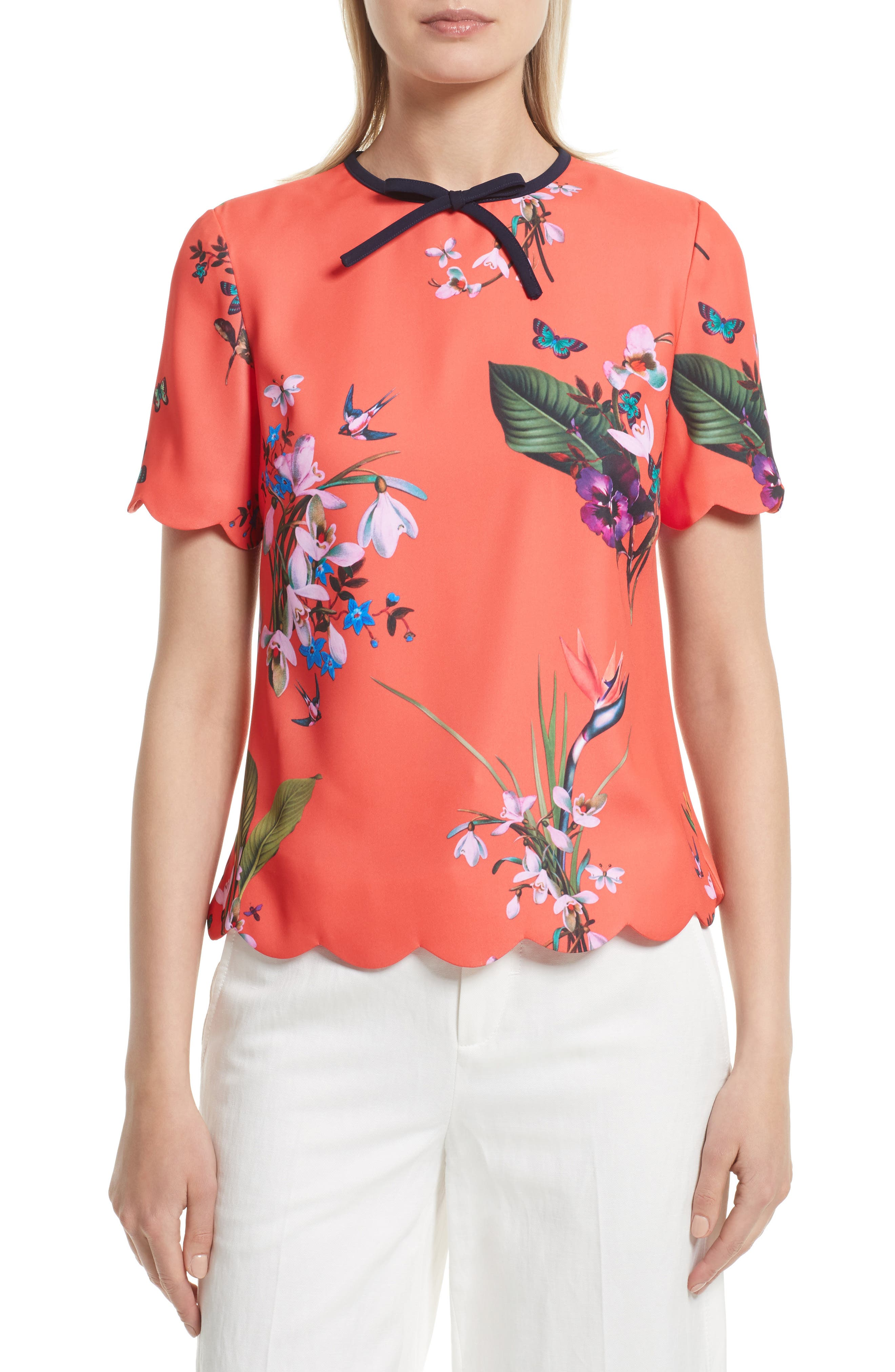 Ted Baker London Syndi Top