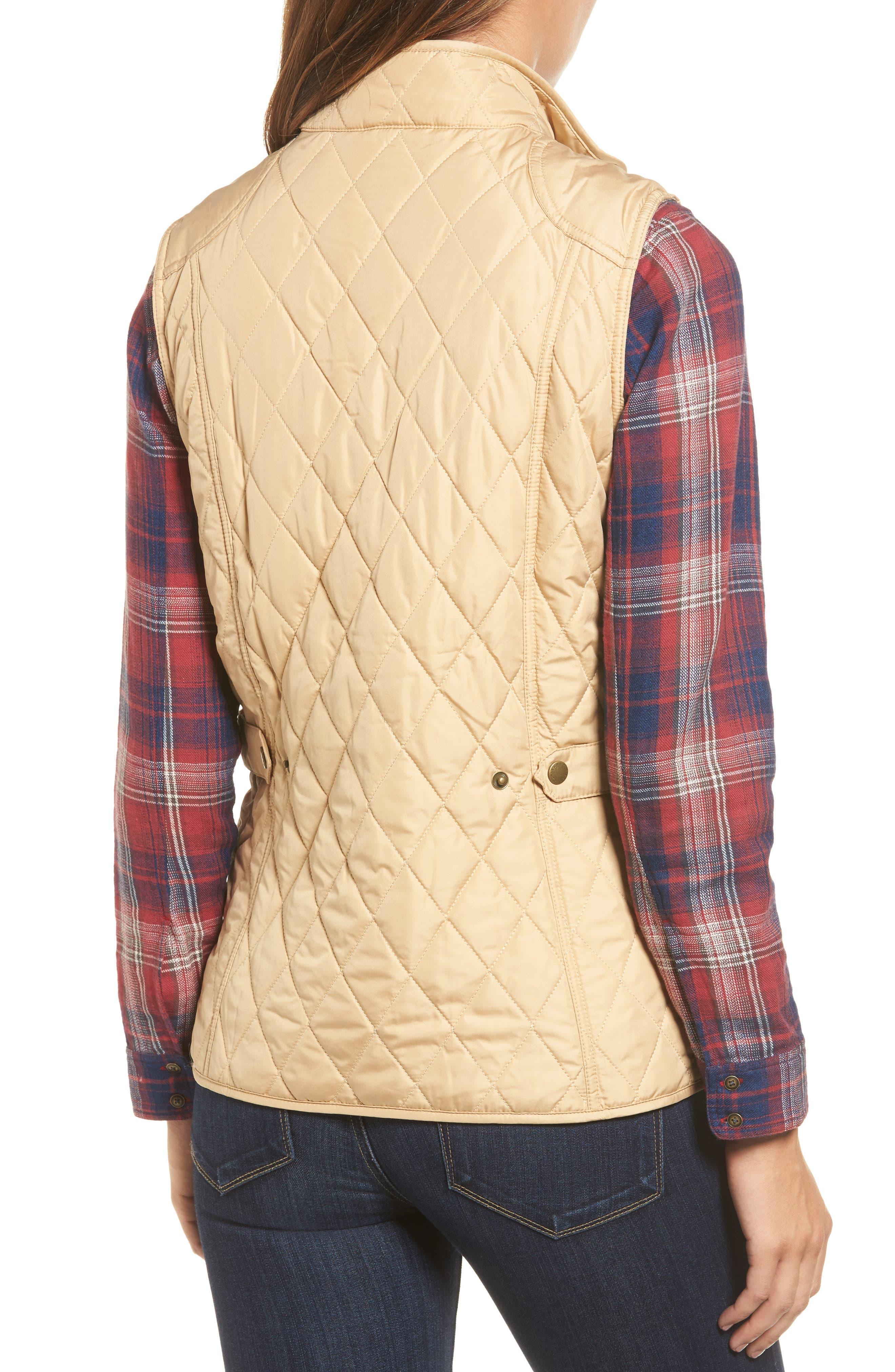 Alternate Image 2  - Barbour 'Saddleworth' Quilted Vest