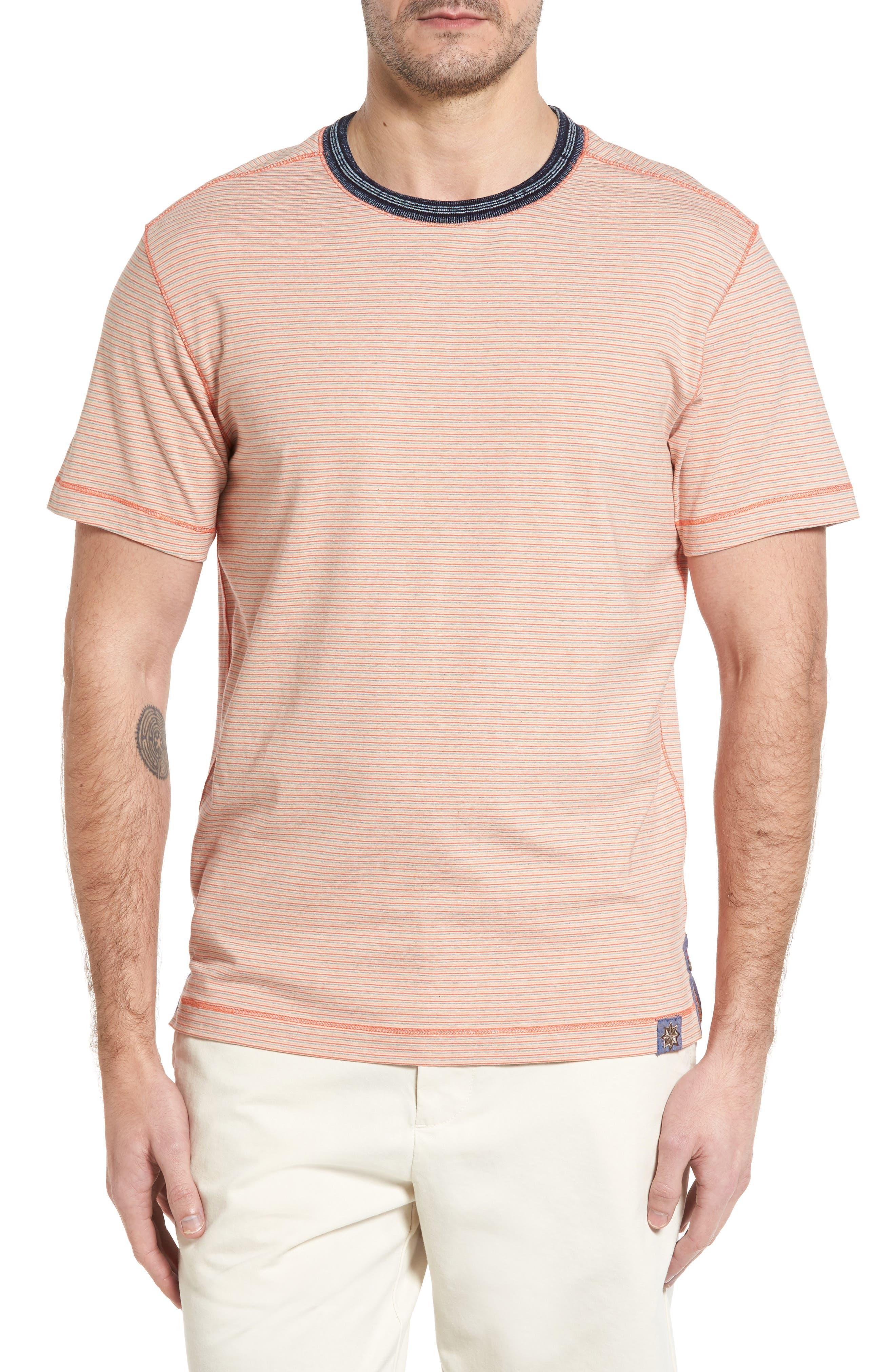Thaddeus Strong Stripe T-Shirt