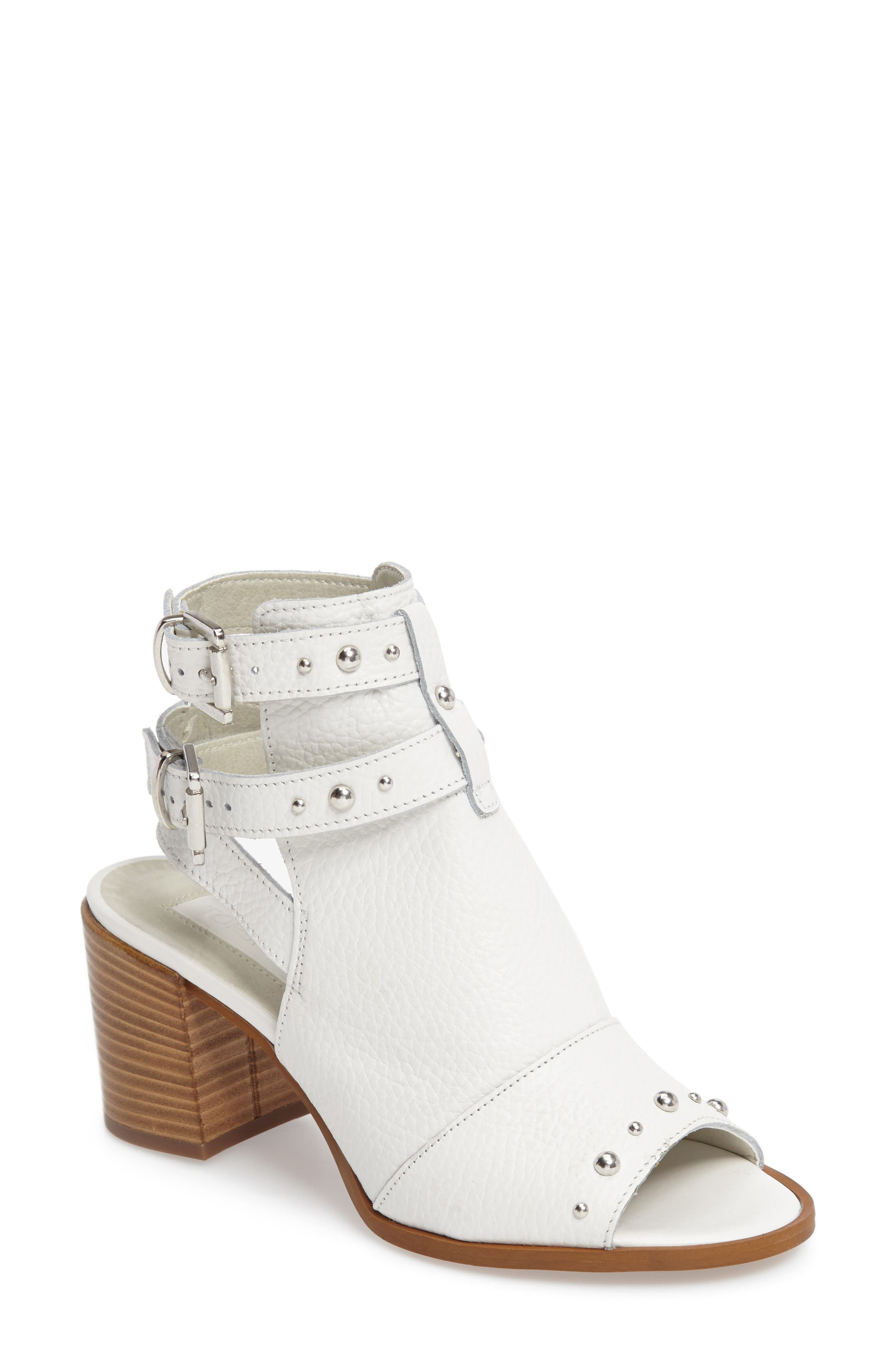 Topshop National Studded Sandal (Women)