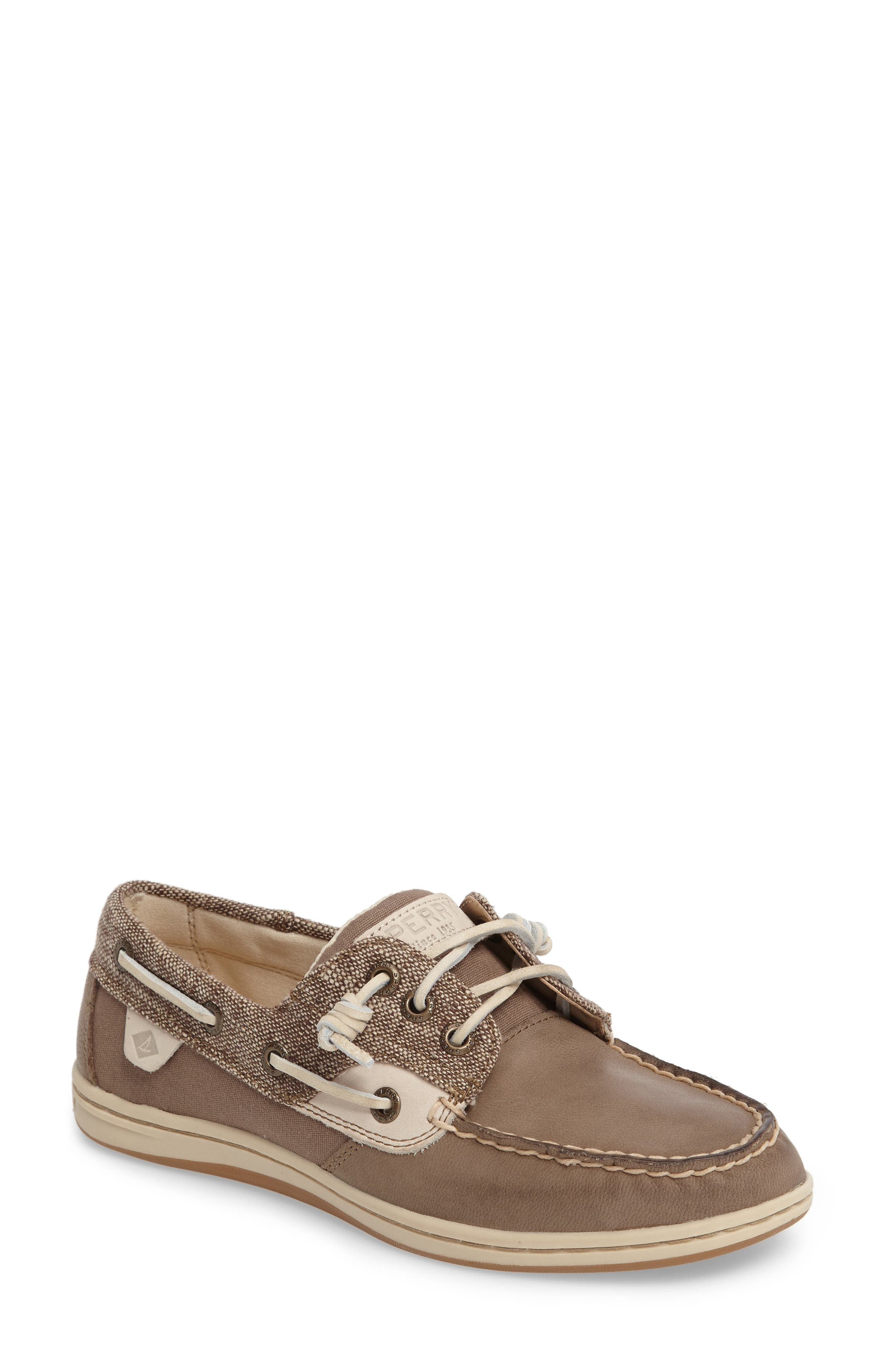 Alternate Image 1 Selected - Sperry 'Songfish' Boat Shoe (Women)