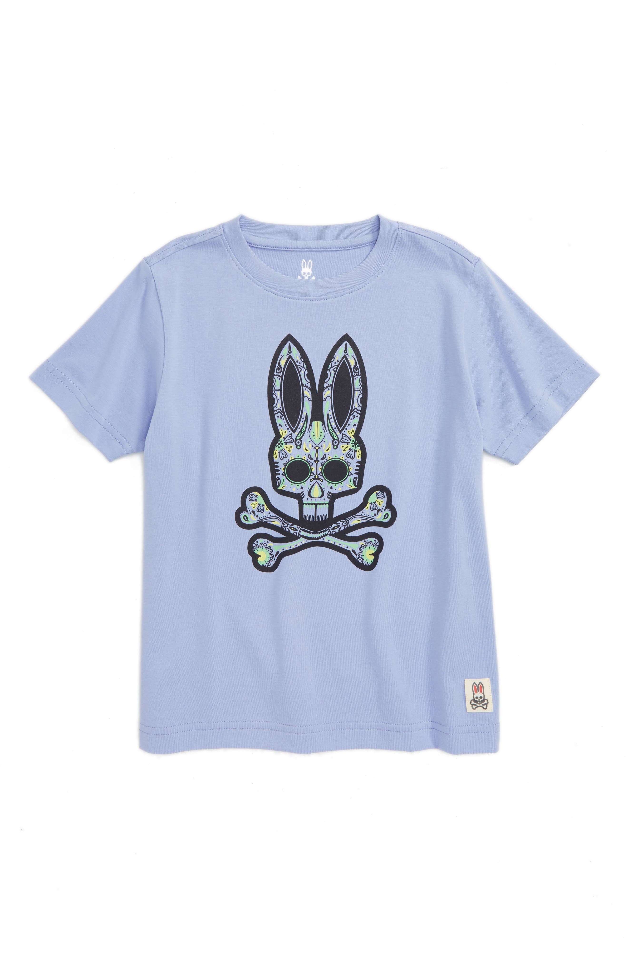 Psycho Bunny Logo Graphic T-Shirt (Little Boys & Big Boys) (Nordstrom Exclusive)