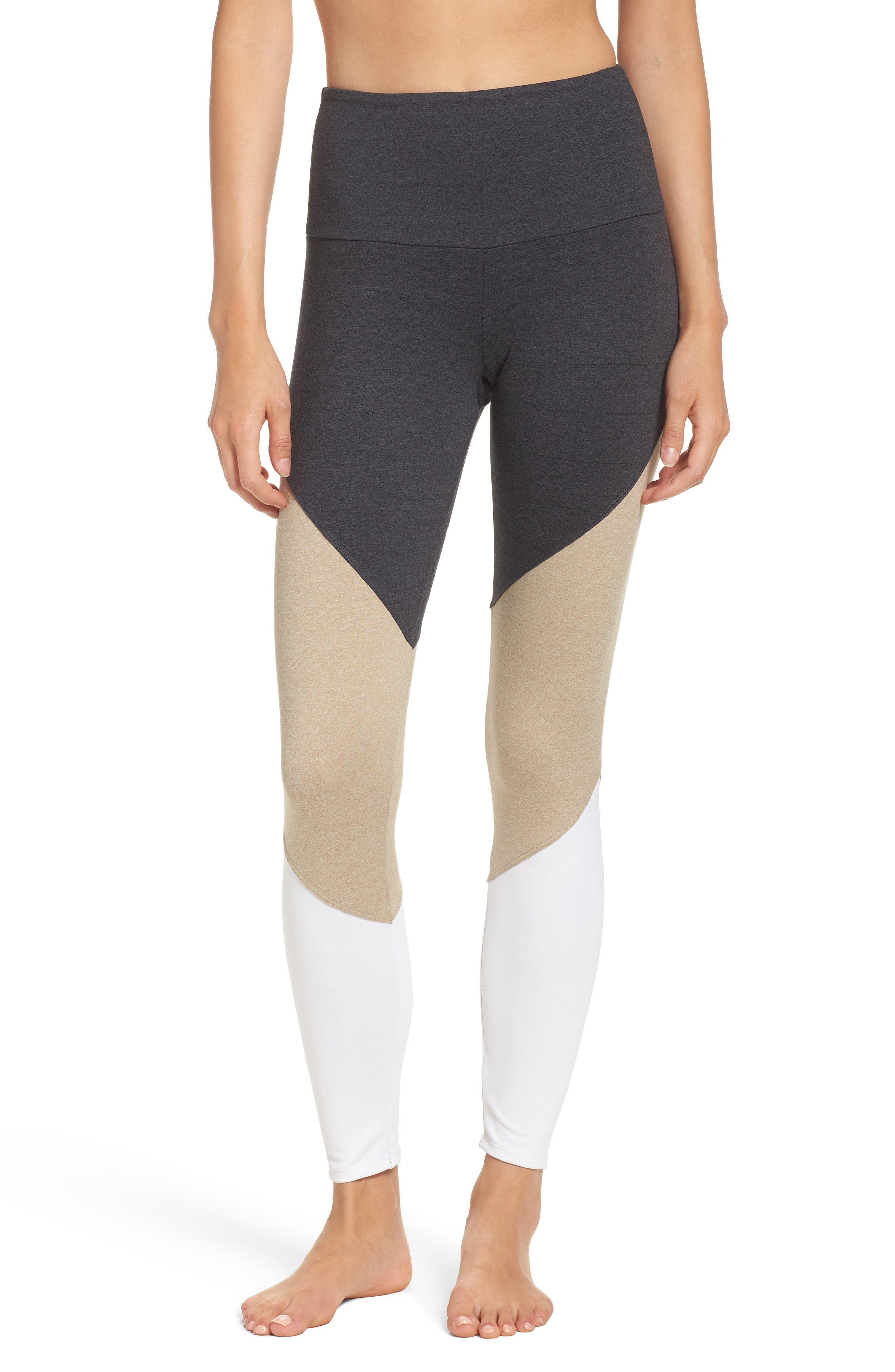 ONZIE Track High Rise Leggings