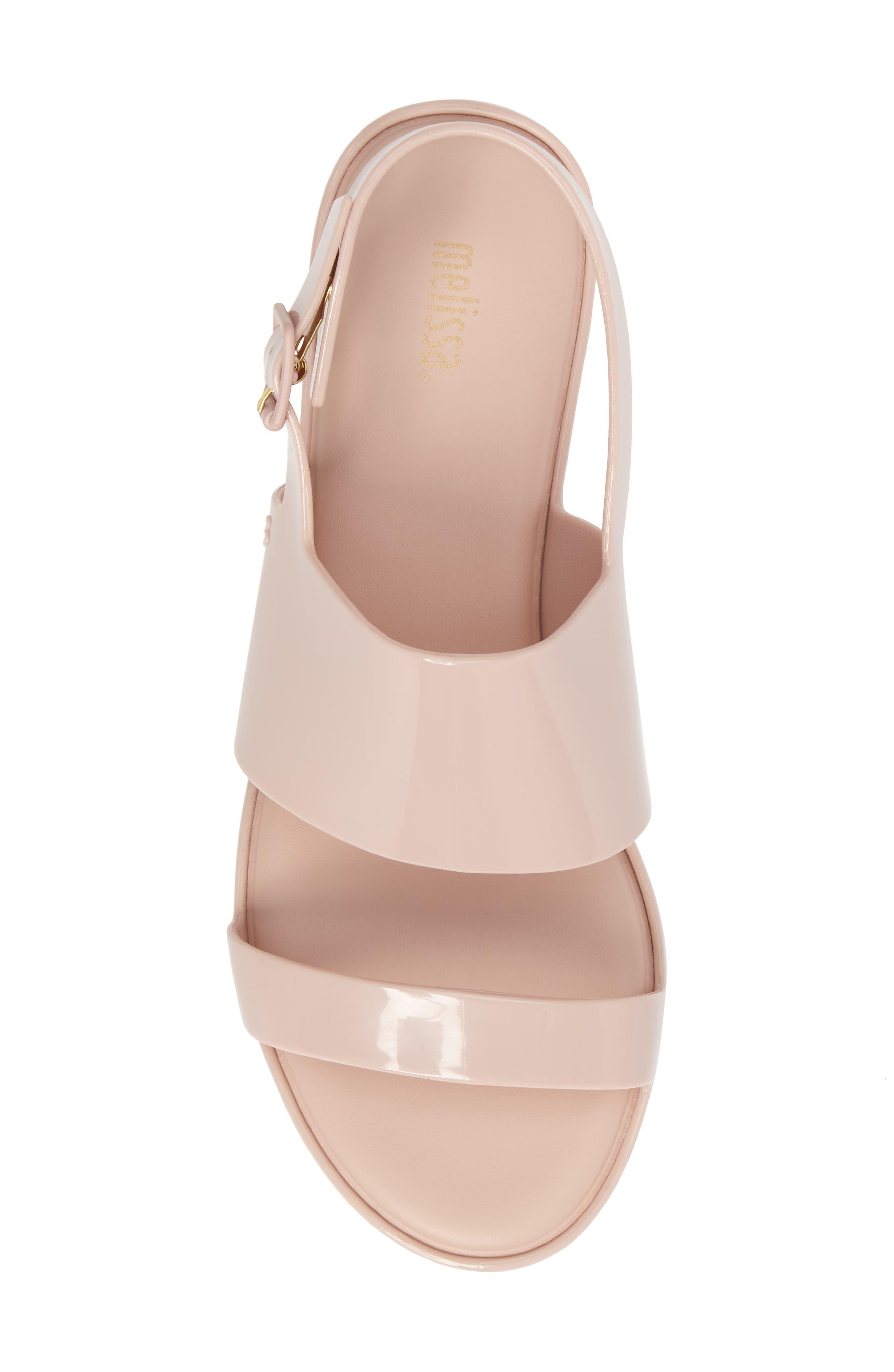 Alternate Image 4  - Melissa Classy Slingback Sandal (Women)