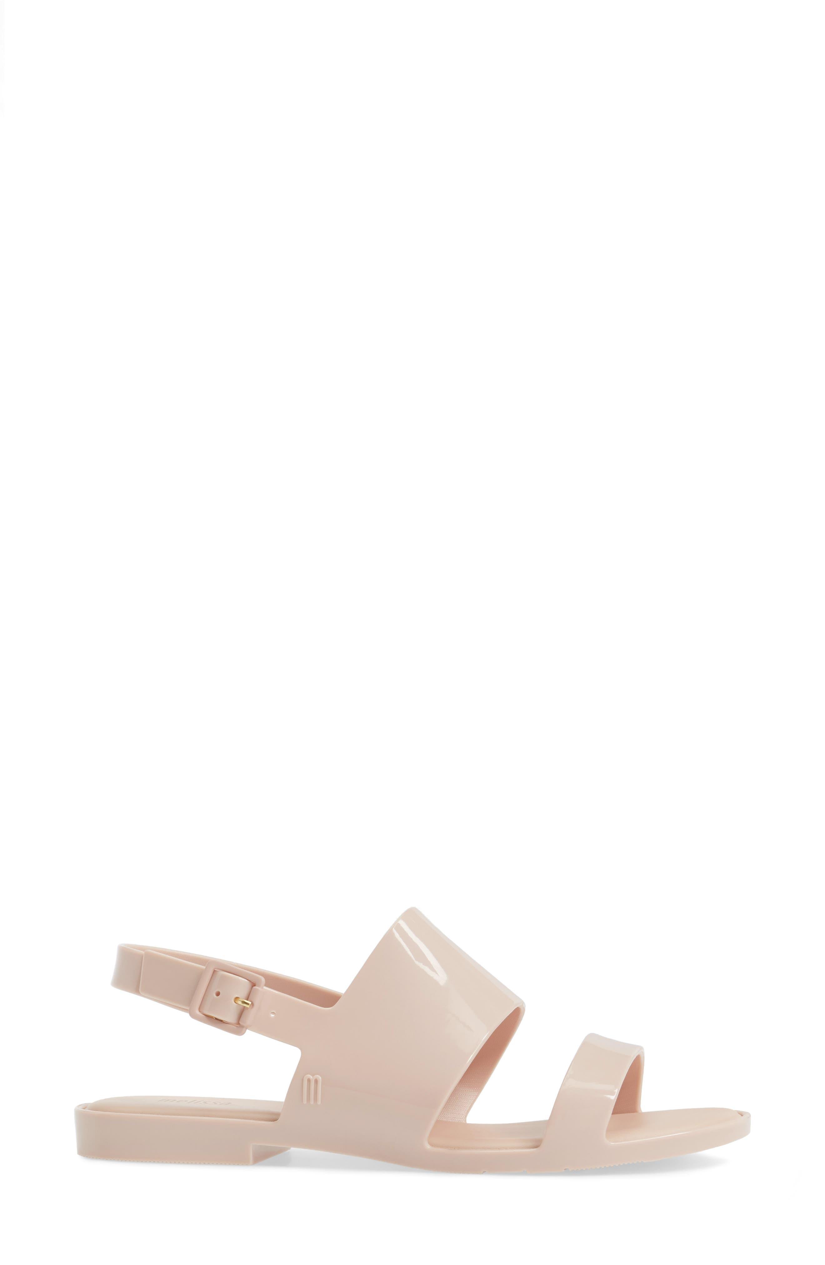 Alternate Image 3  - Melissa Classy Slingback Sandal (Women)
