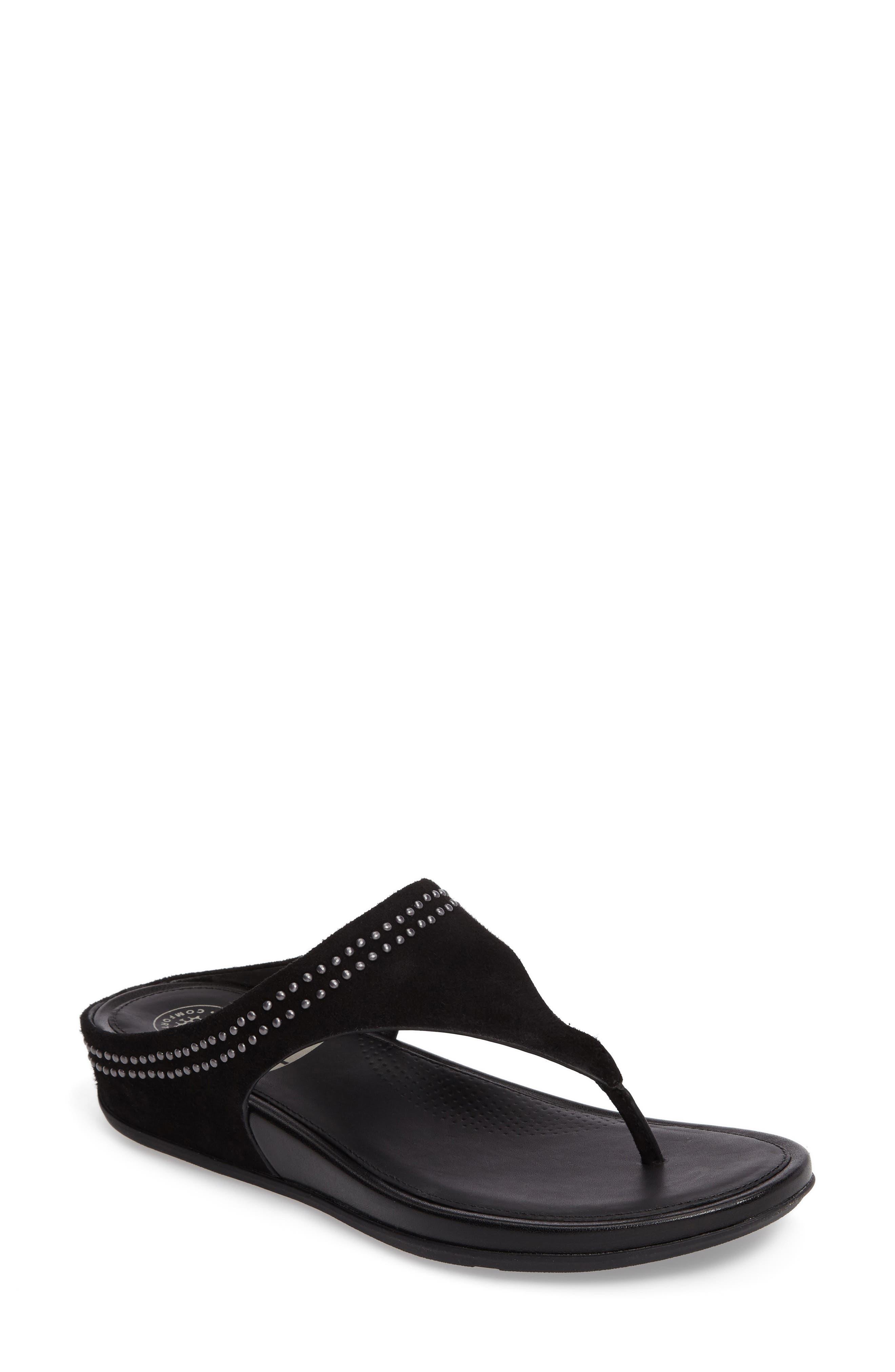 FitFlop Banda Studded Sandal (Women)