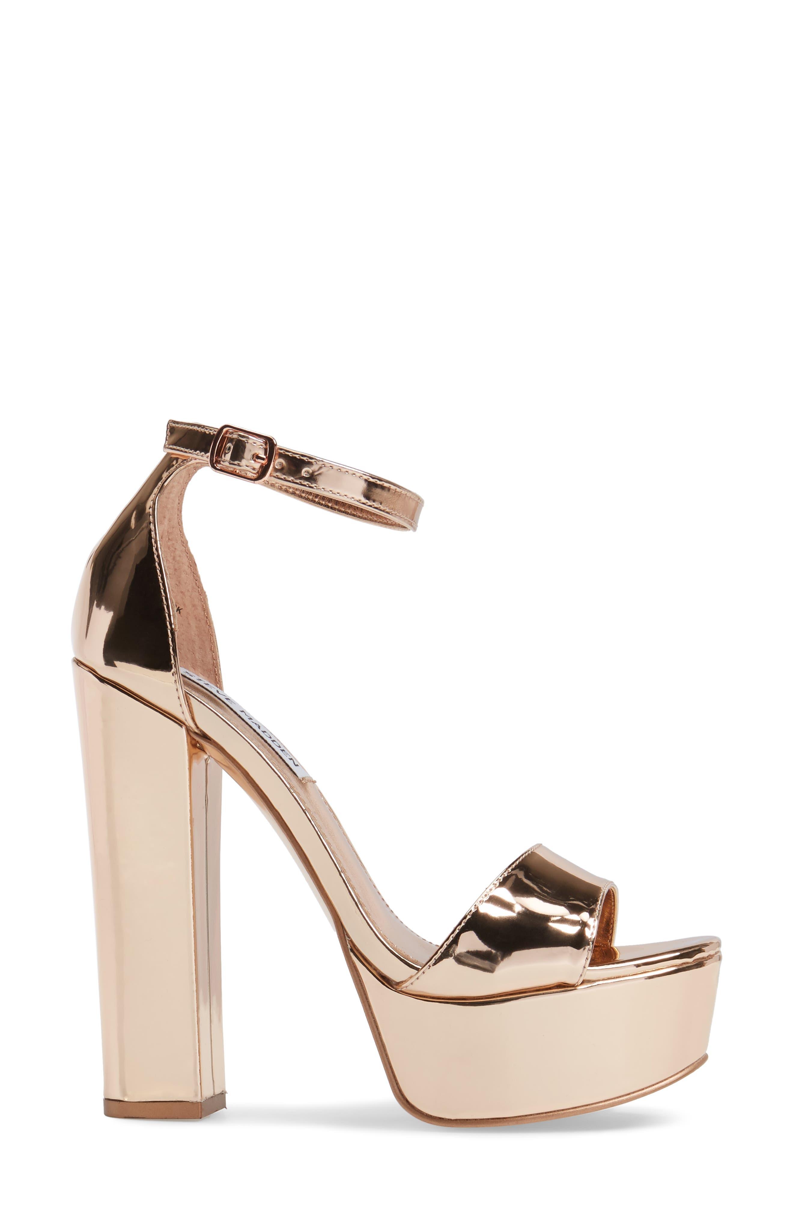 Alternate Image 3  - Steve Madden Gonzo Platform Sandal