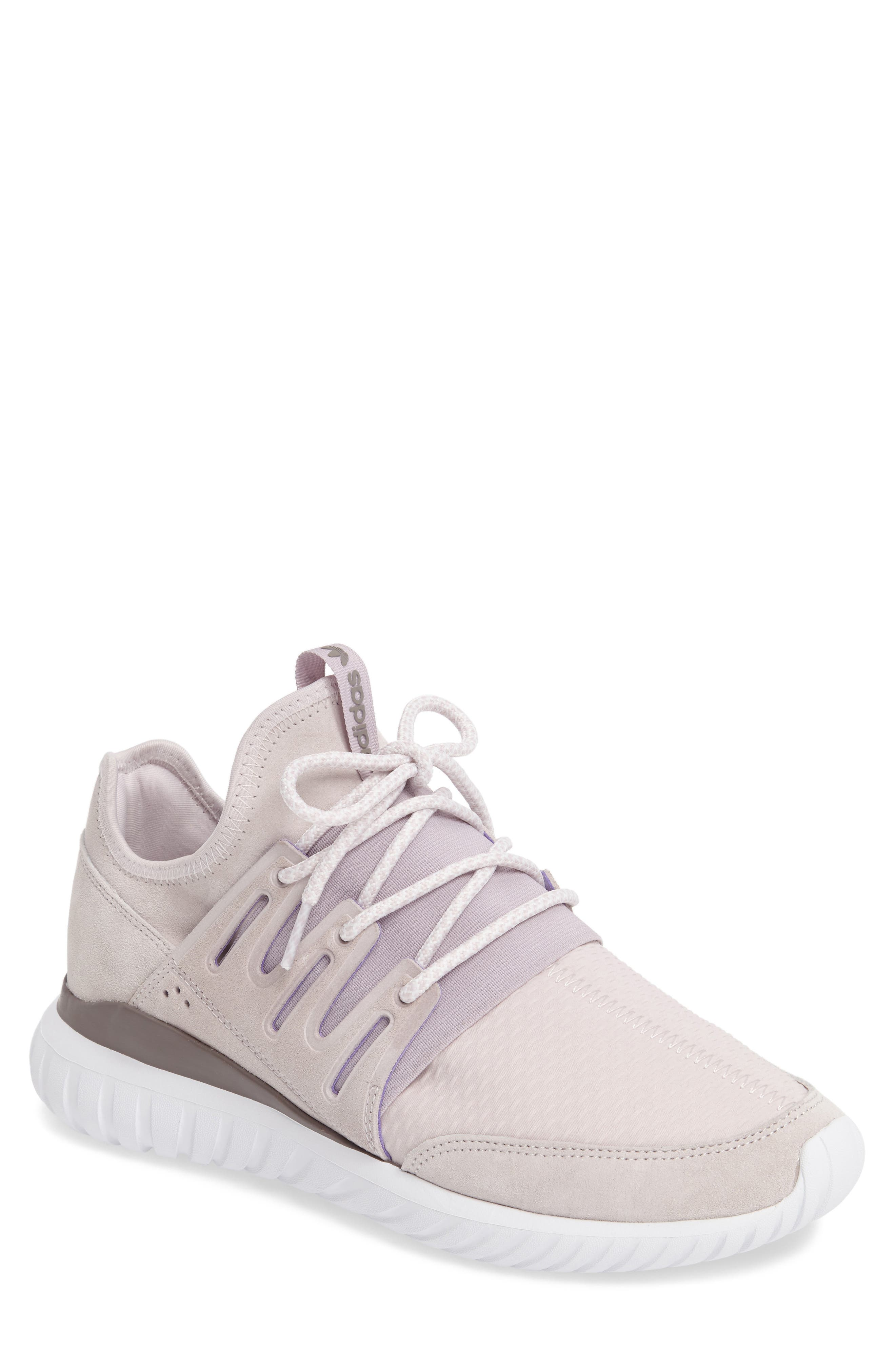 Alternate Image 1 Selected - adidas 'Tubular Radial' Sneaker (Men)