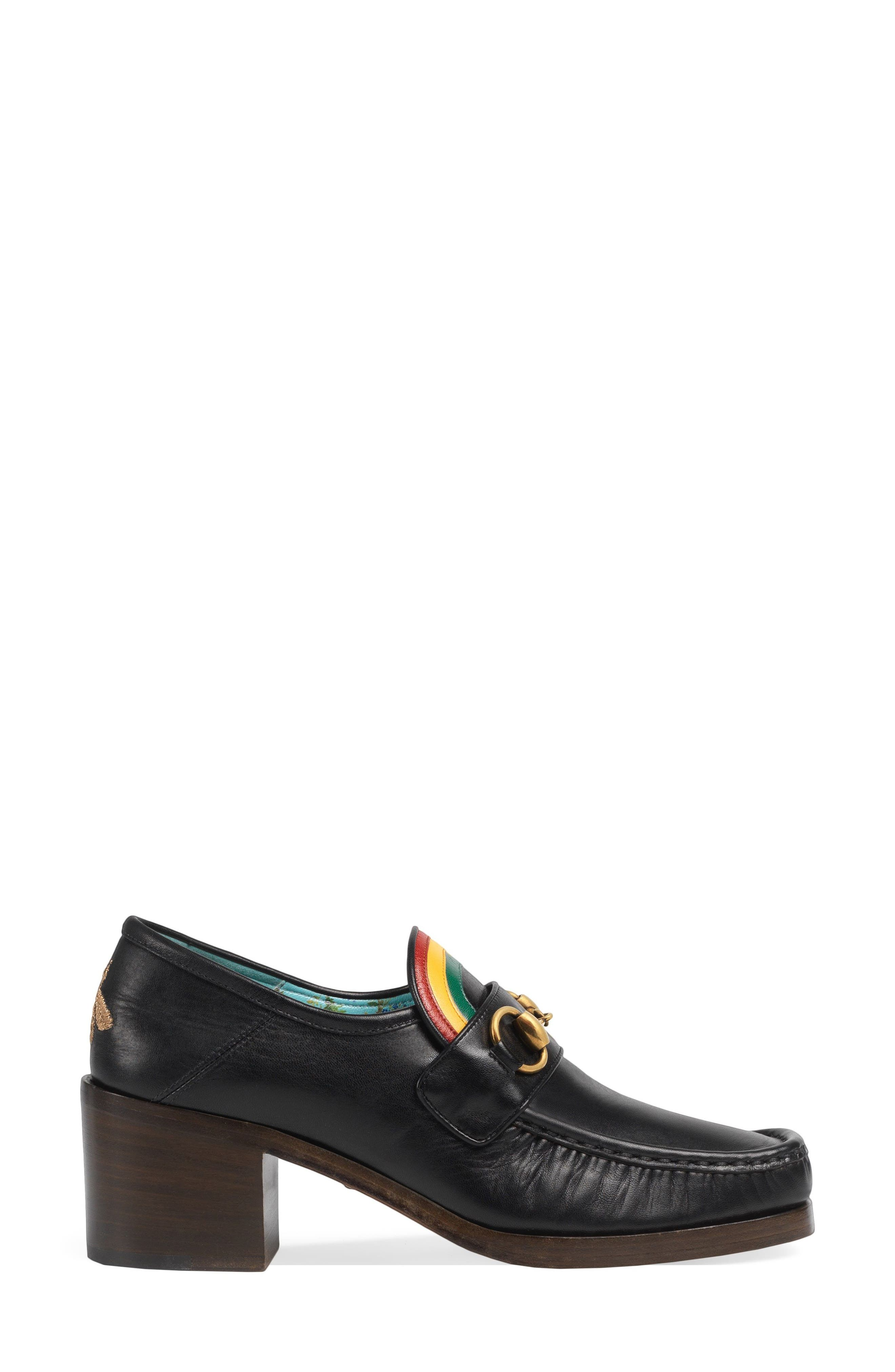 Gucci Vegas Rainbow Loafer (Women)