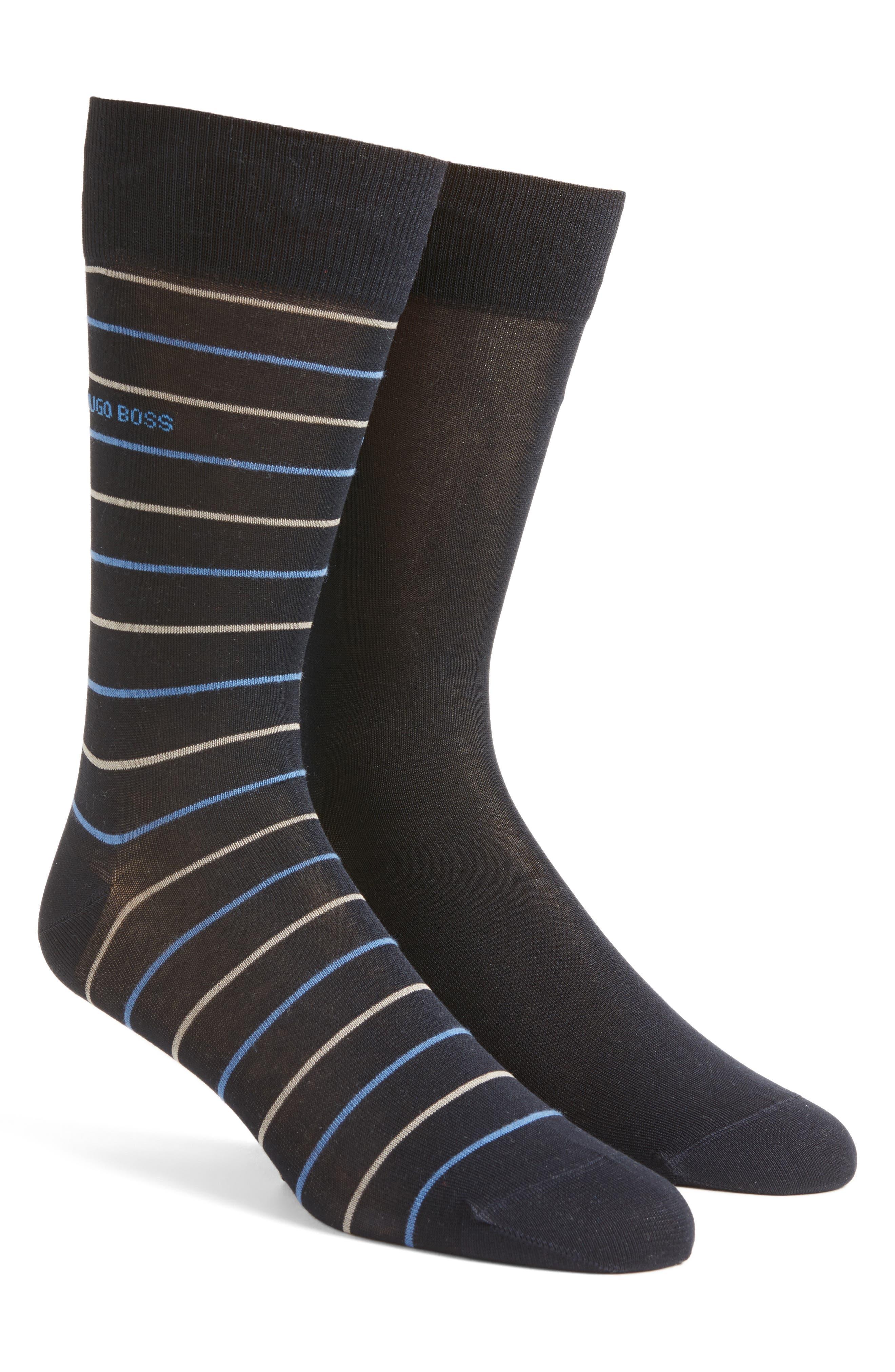 BOSS 2-Pack Crew Socks