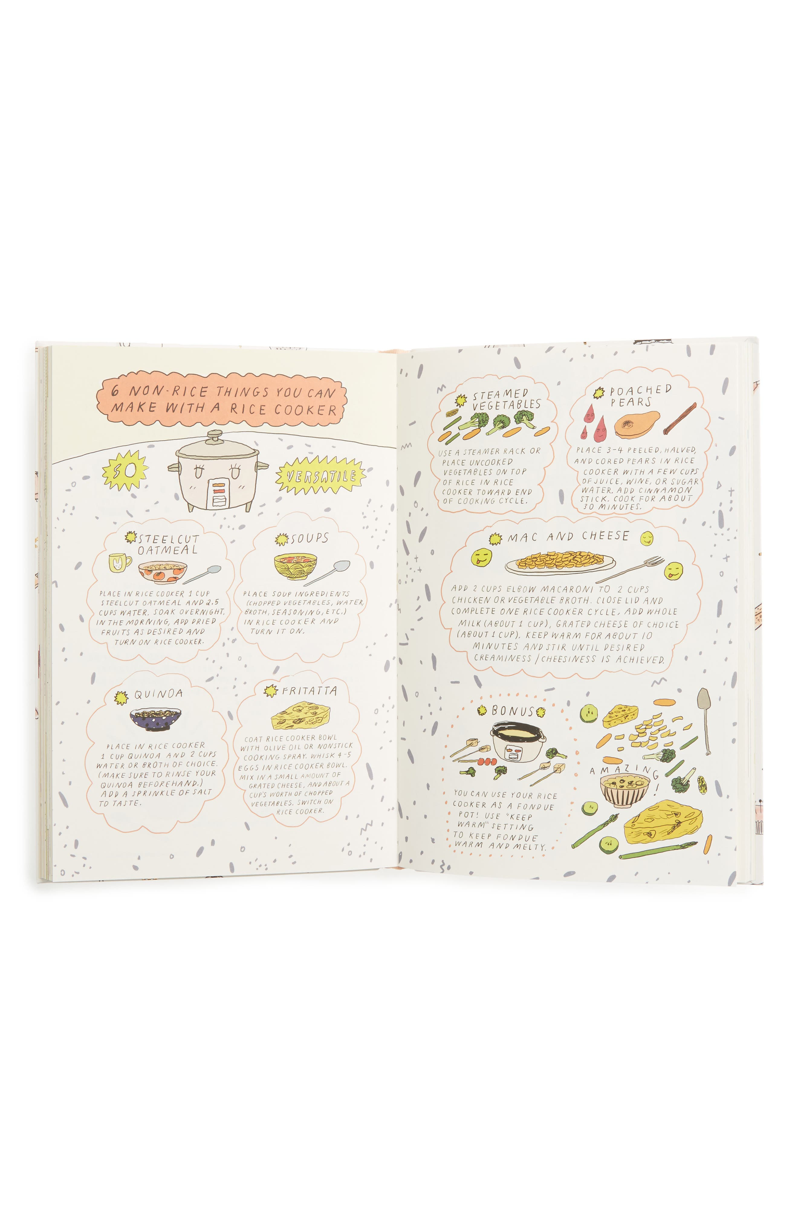 Alternate Image 2  - The Little Book of Life Hacks: How to Make Your Life Happier, Healthier, and More Beautiful Book
