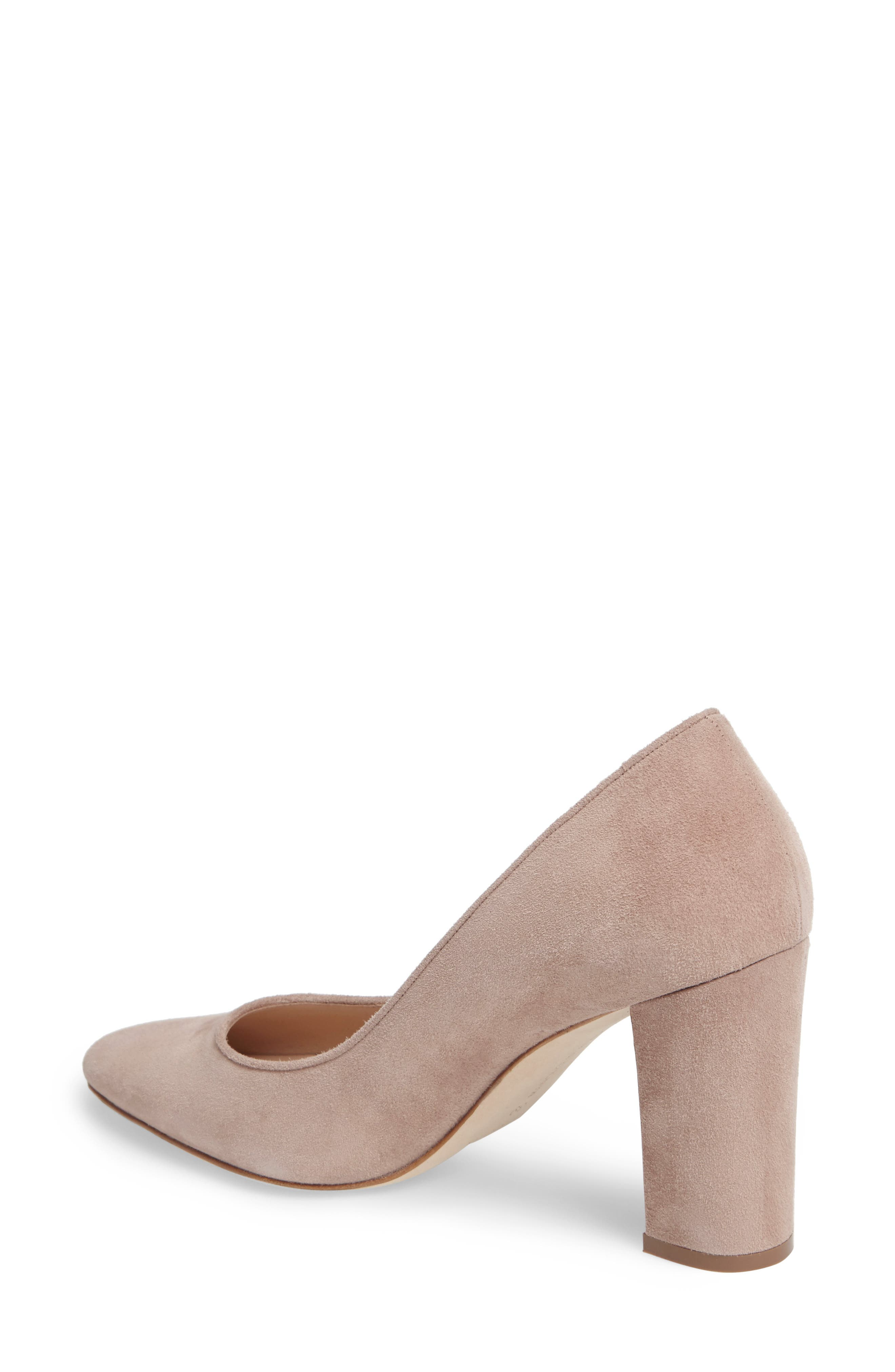 Alternate Image 2  - Manolo Blahnik Tucciototo Block Heel Pump (Women)