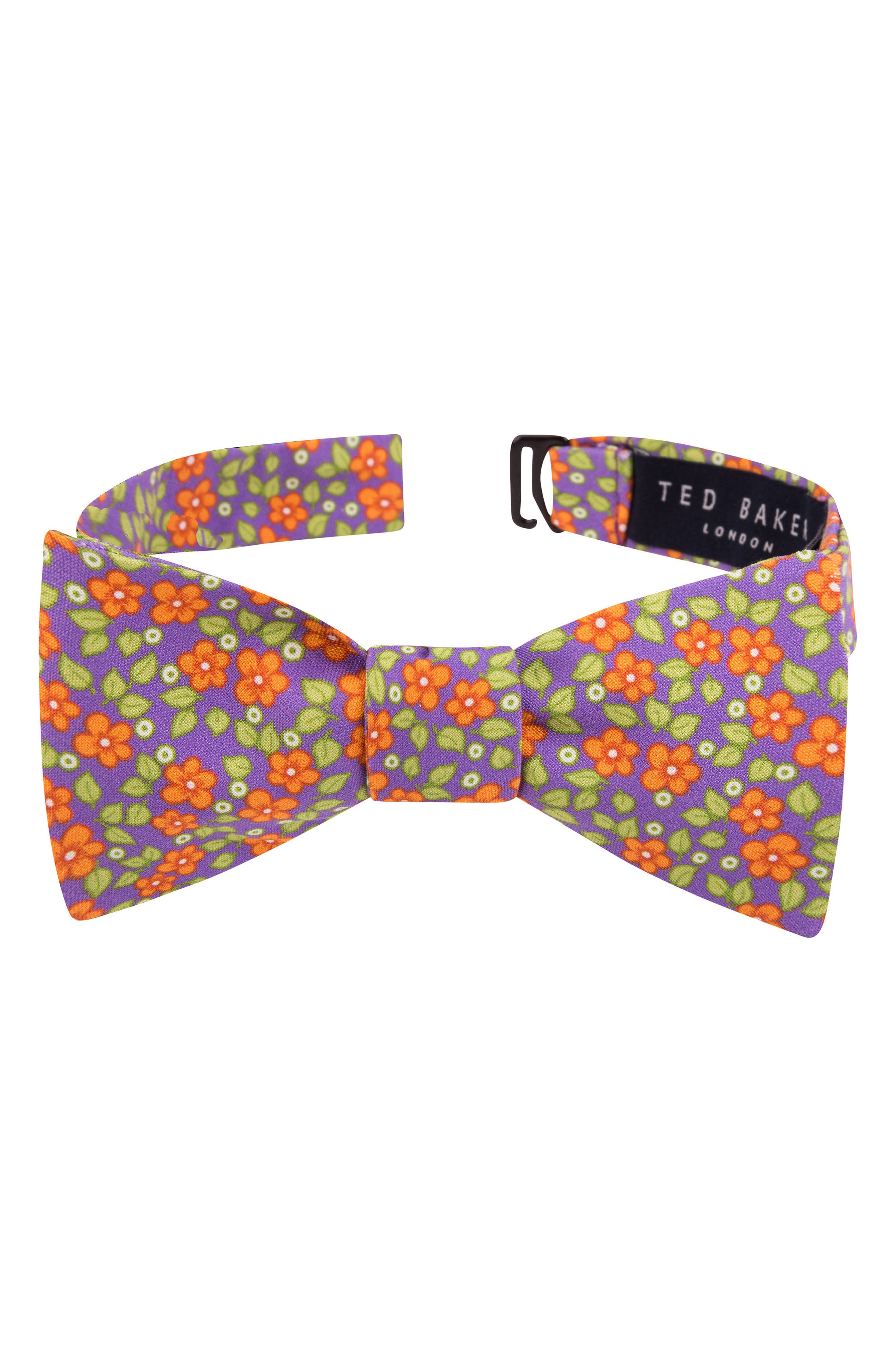 Ted Baker London Carnaby Floral Silk Bow Tie