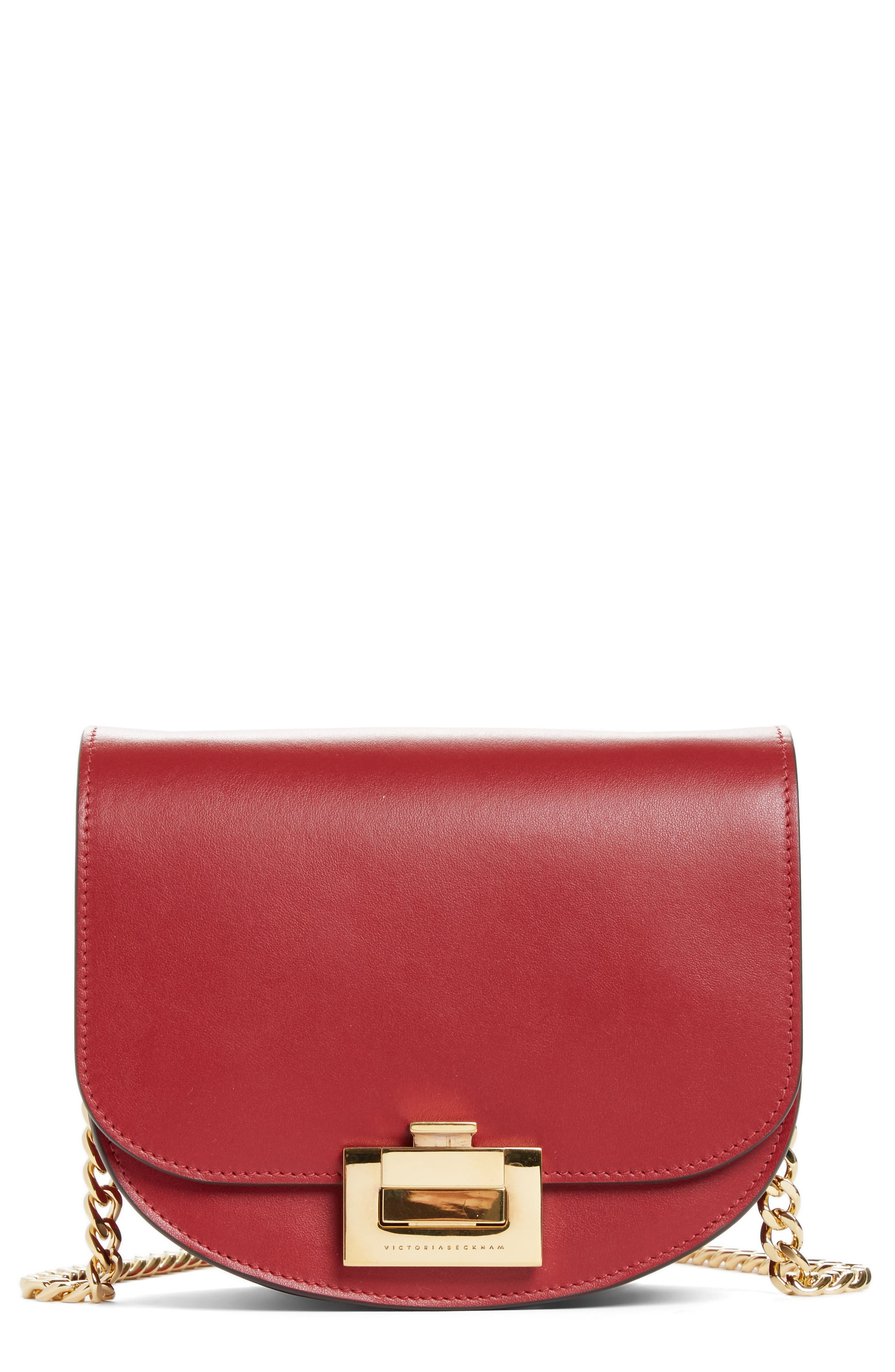 Victoria Beckham Leather Crossbody Bag