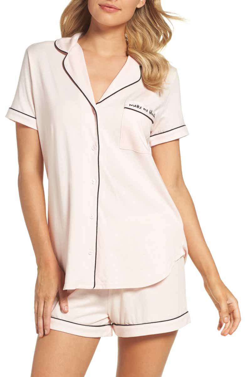 Cute soft jersey pajamas