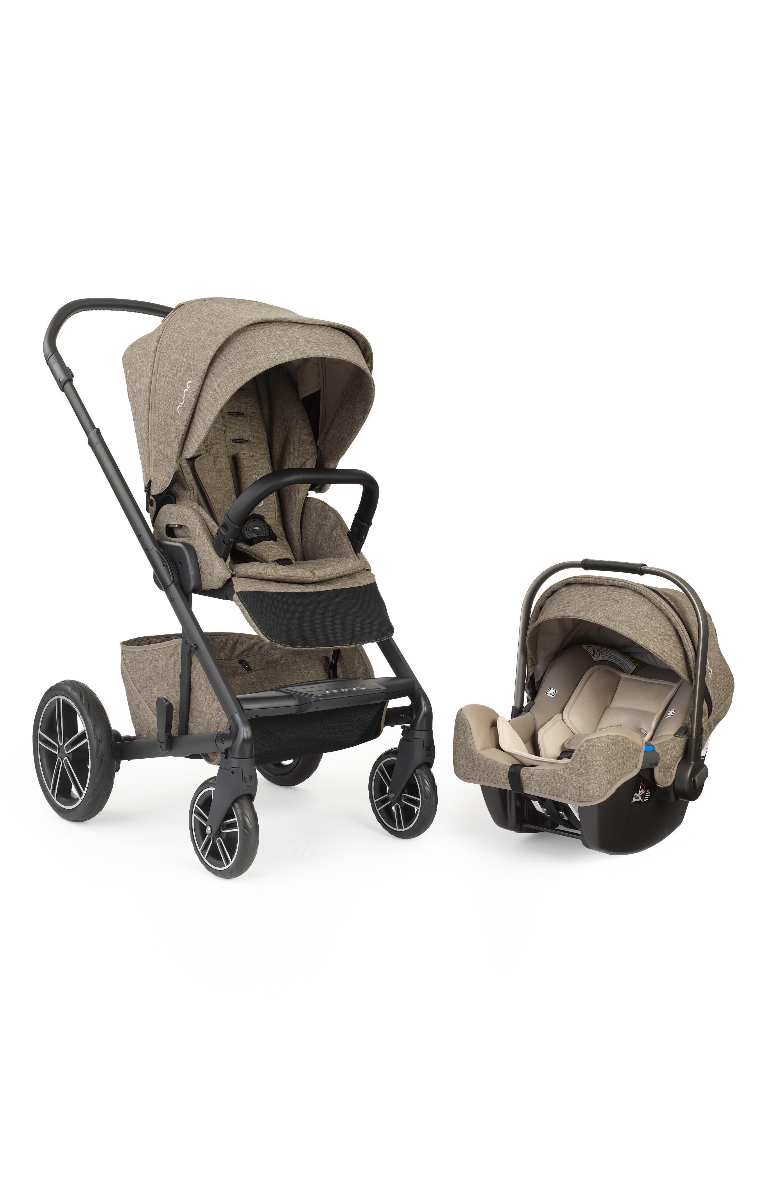 nuna MIXX™ 2 Stroller System & PIPA™ Car Seat Set