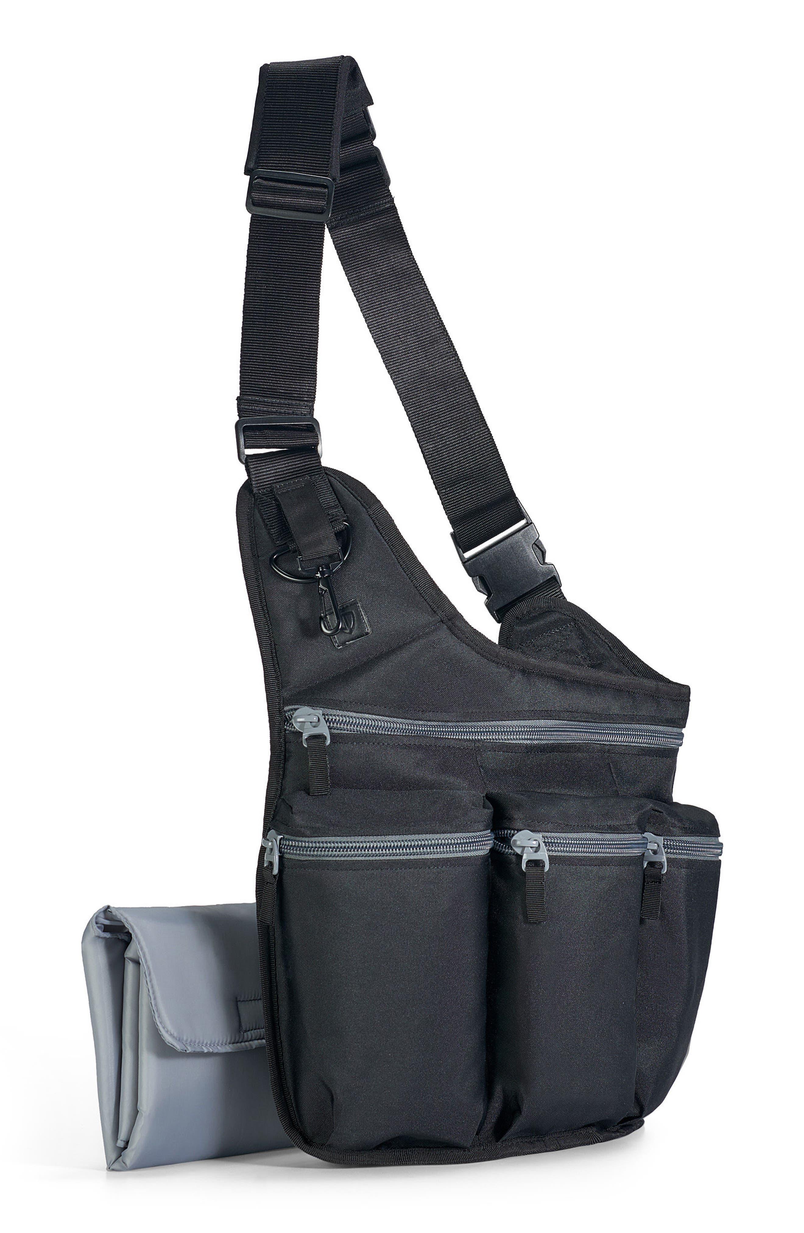 Alternate Image 3  - Diaper Dude Shoulder Messenger Bag